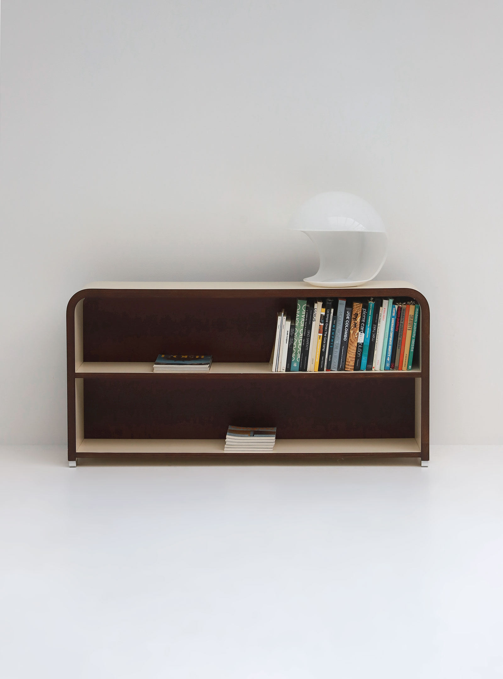 Jules Wabbes bookcase 1965image 1