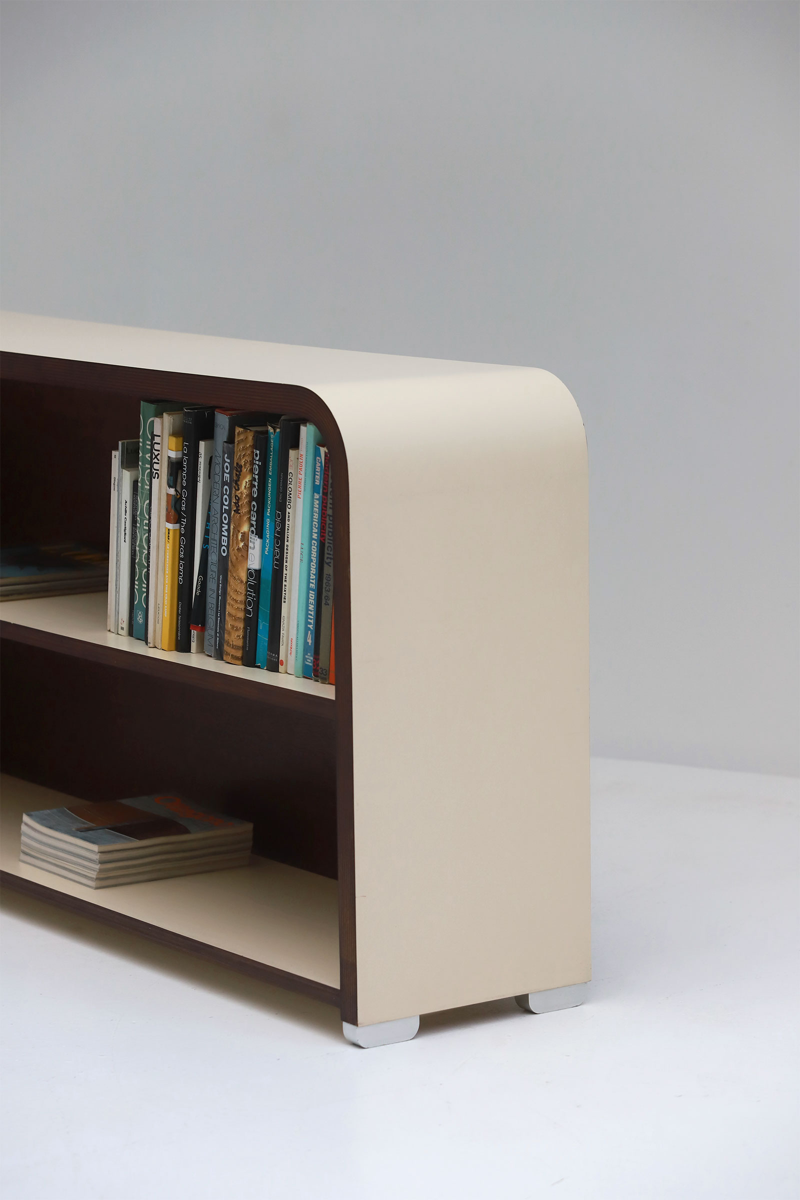 Jules Wabbes bookcase 1965image 3