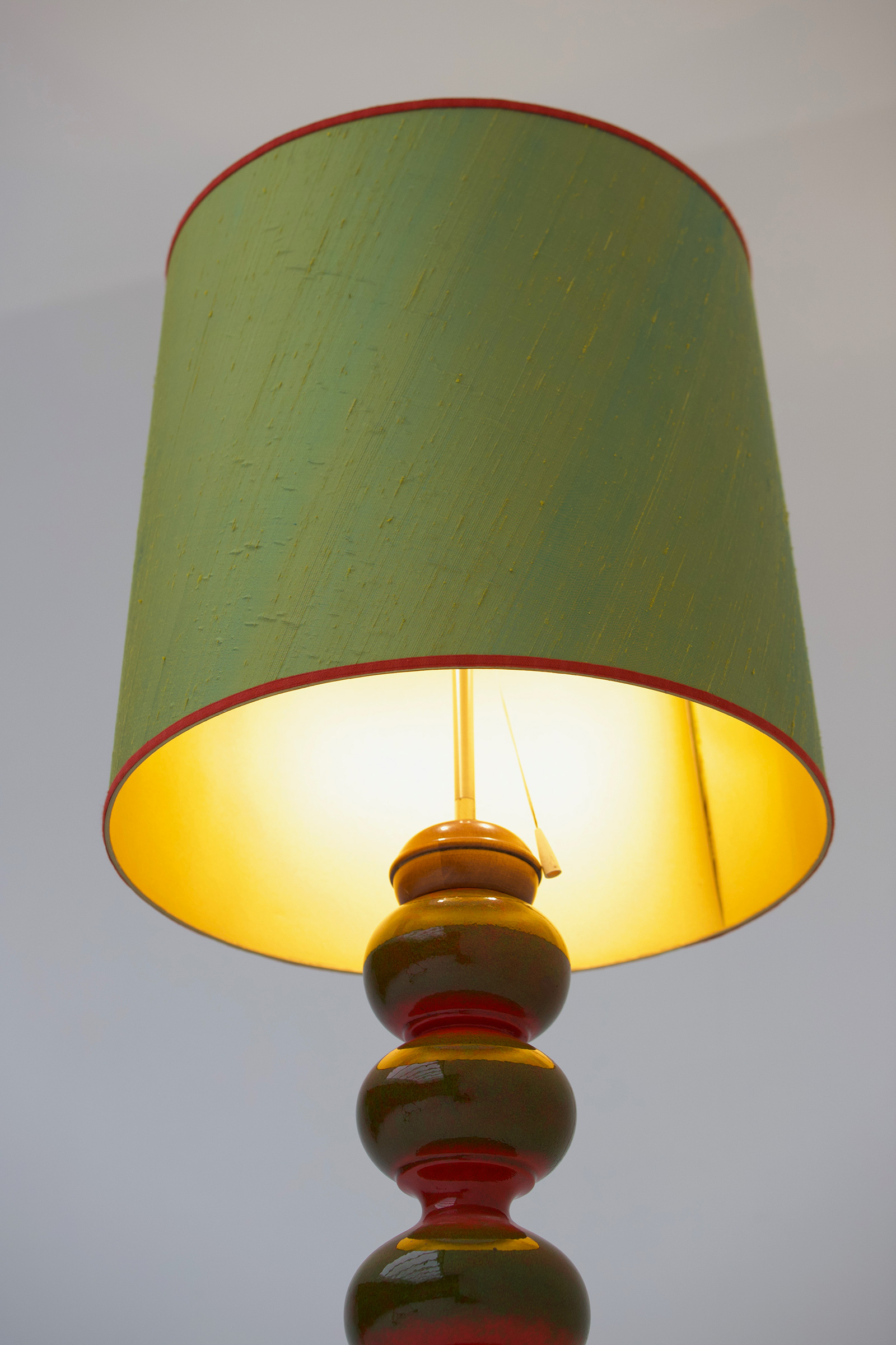 Kaiser Ceramic Floor Lamp