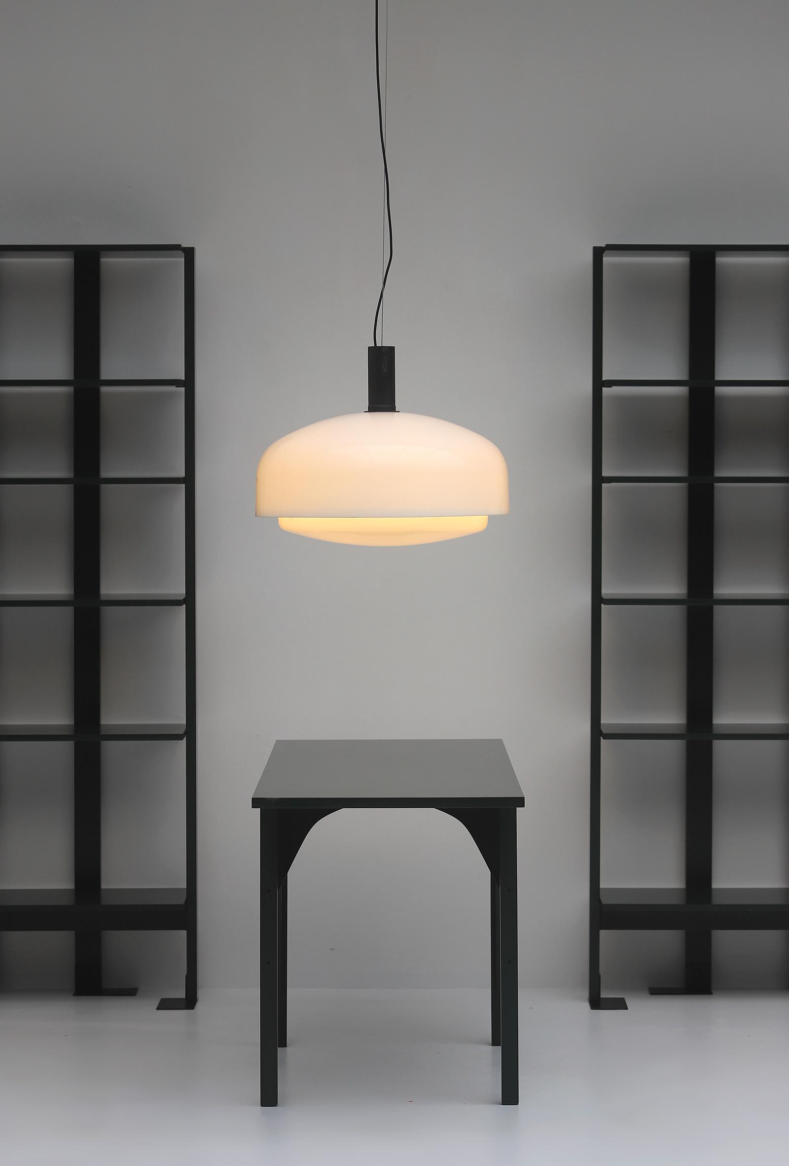 Eugenio Gentile Kartell kd62 Pendant Lamp image 2