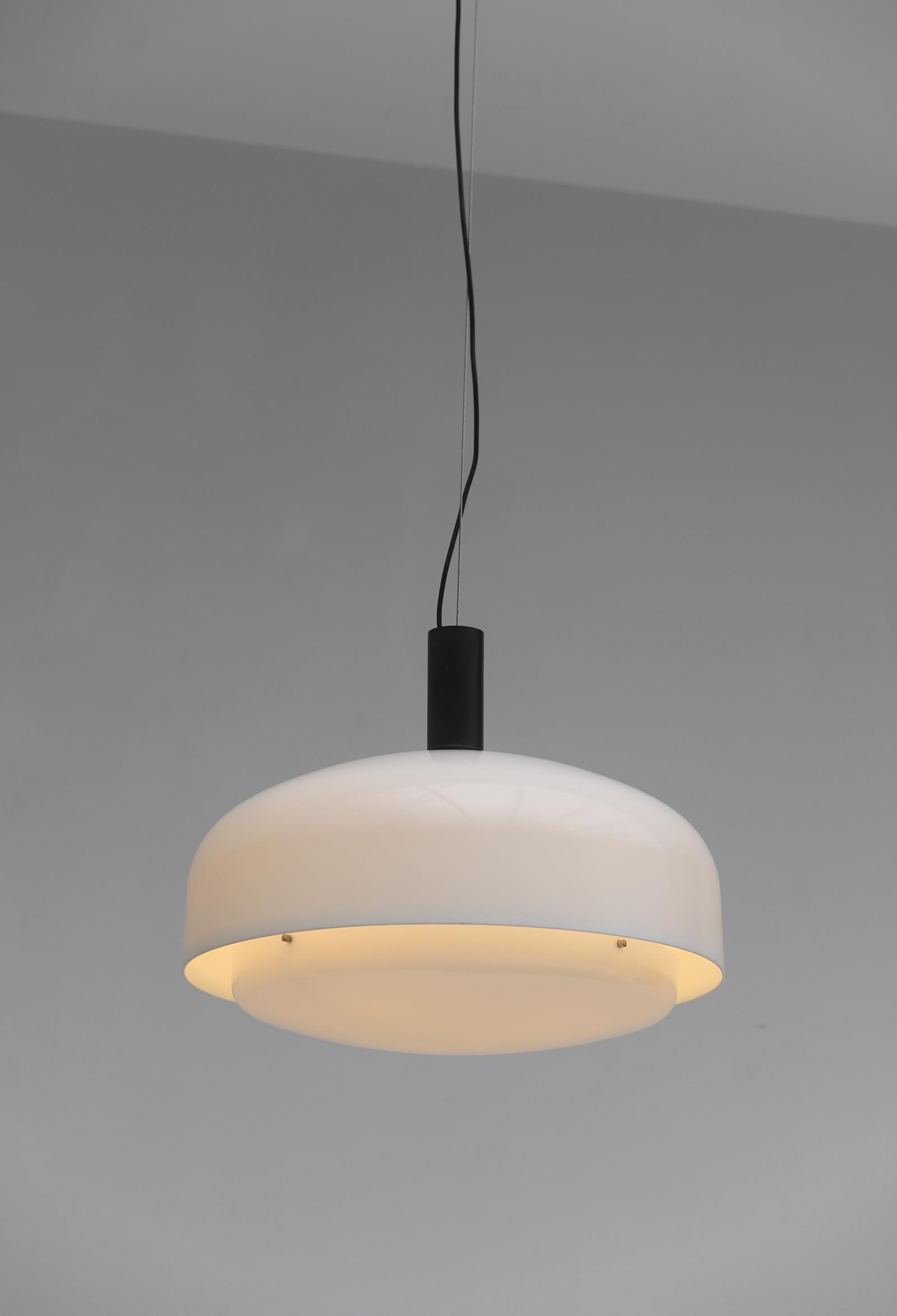Eugenio Gentile Kartell kd62 Pendant Lamp image 4