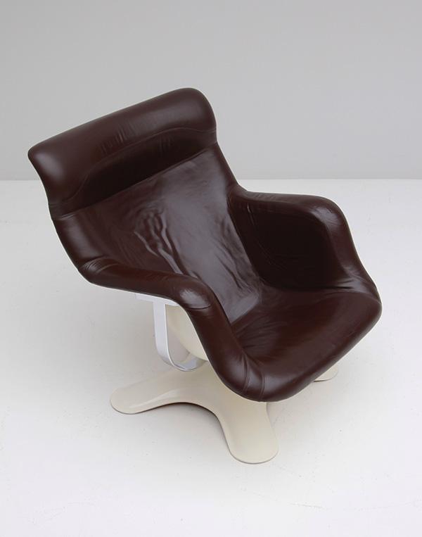 Karuselli Lounge Chair by Yrj� Kukkapuro