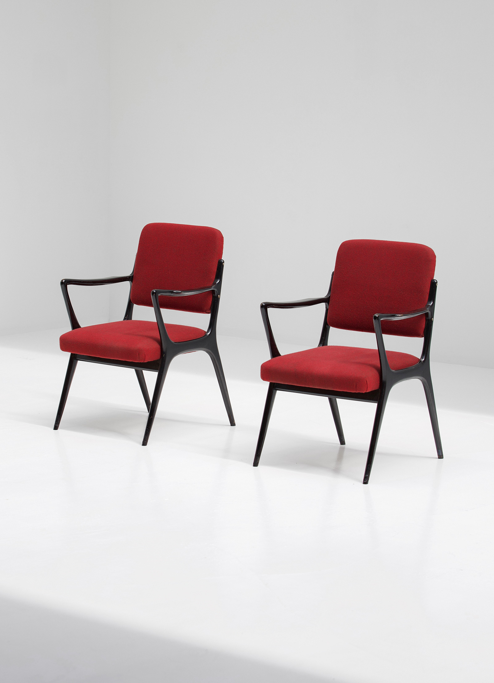 Two Chairs By Alfred Hendrickx for Belformimage 1