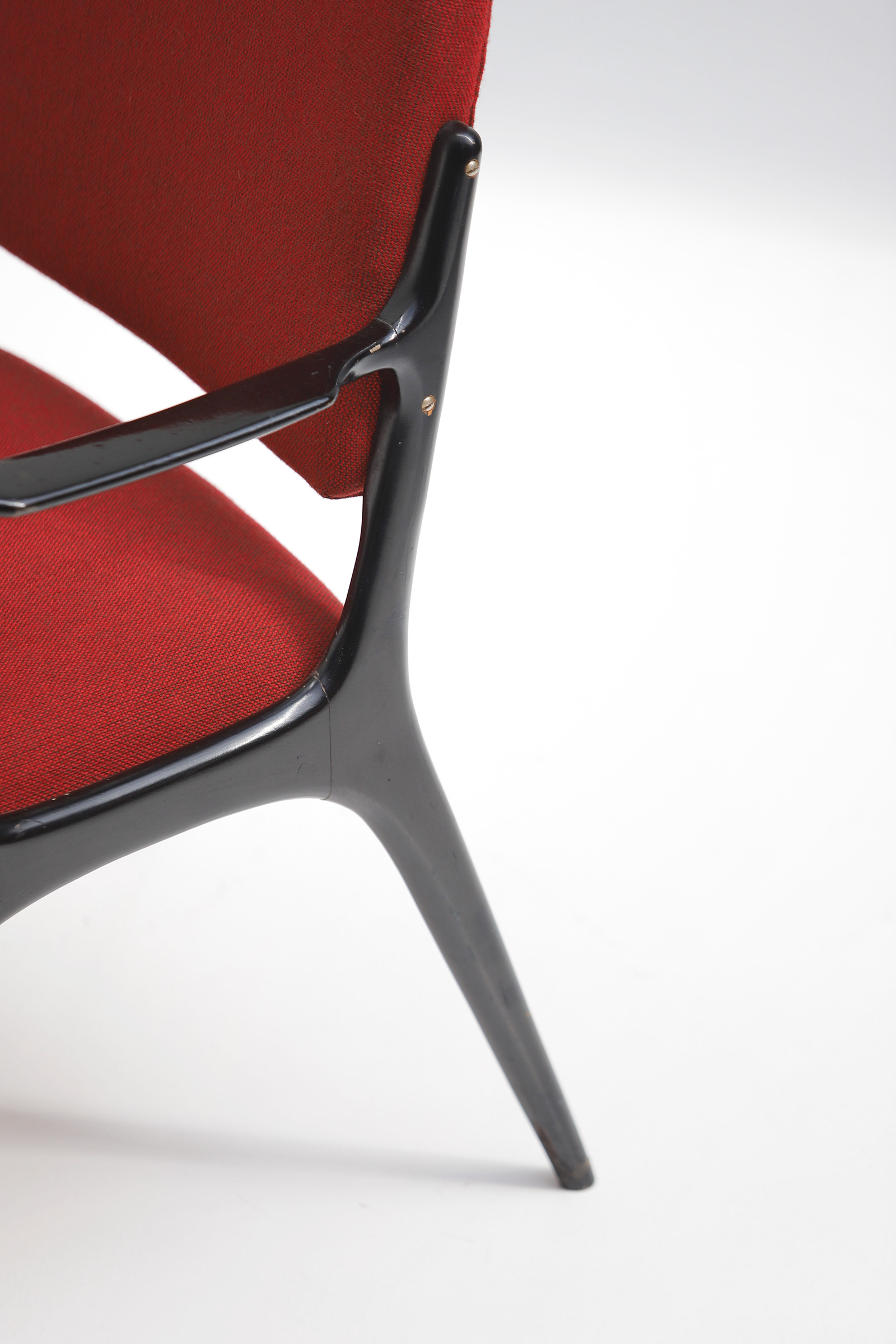 Two Chairs By Alfred Hendrickx for Belform