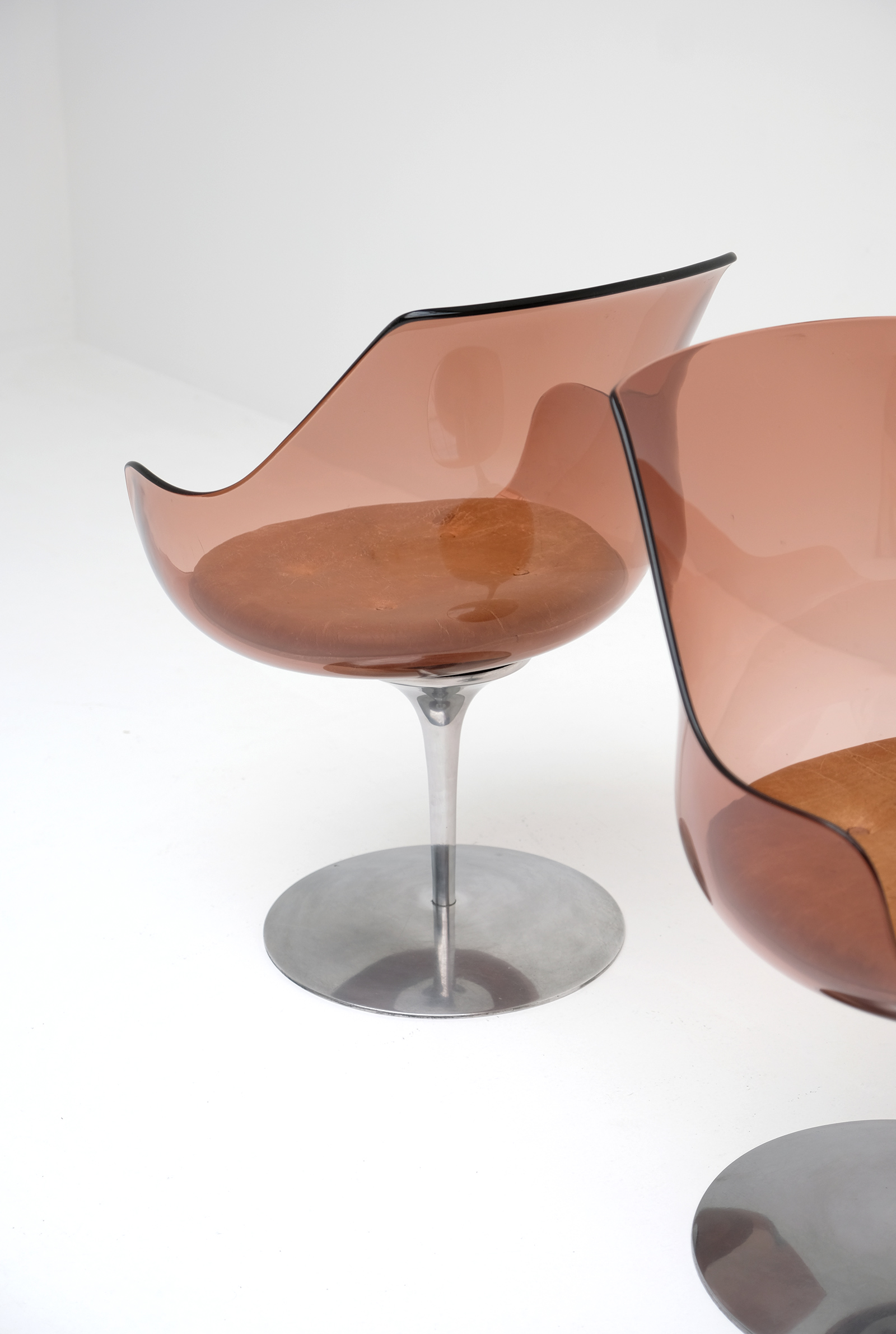 Laverne Champagne Chairs Formes Nouvellesimage 8