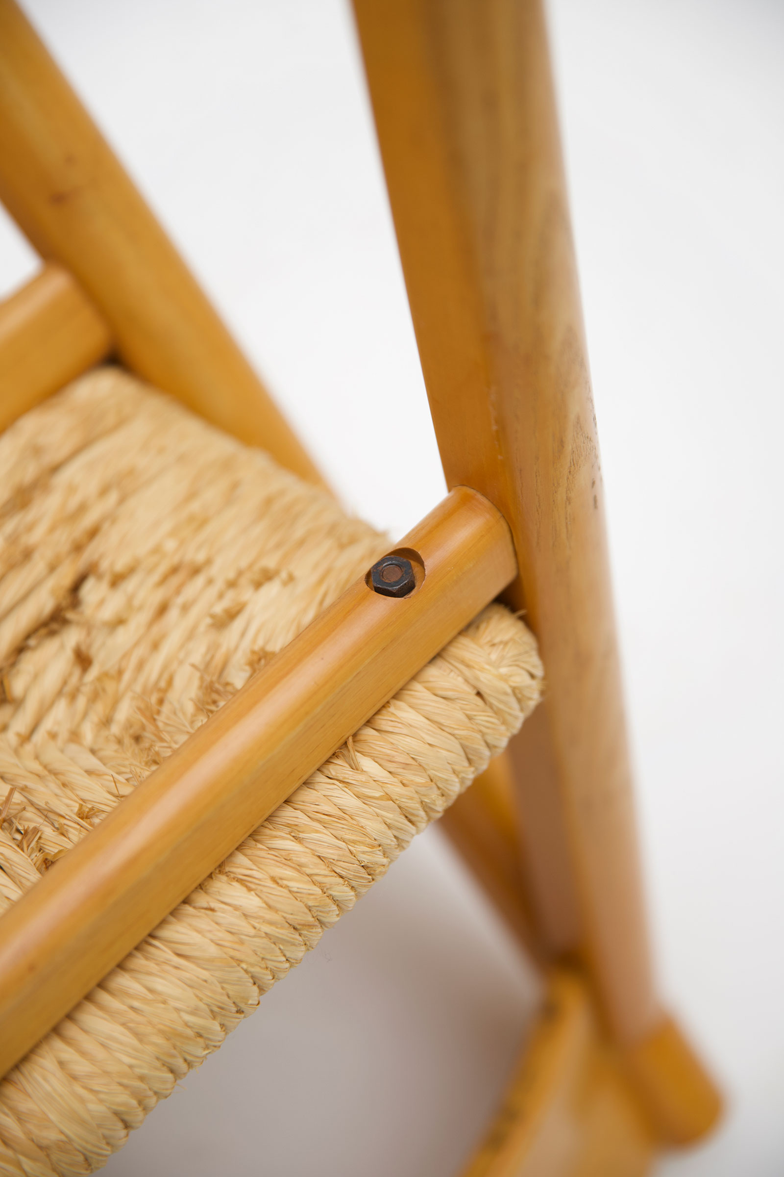 1960s Woven Cane Chairsimage 8