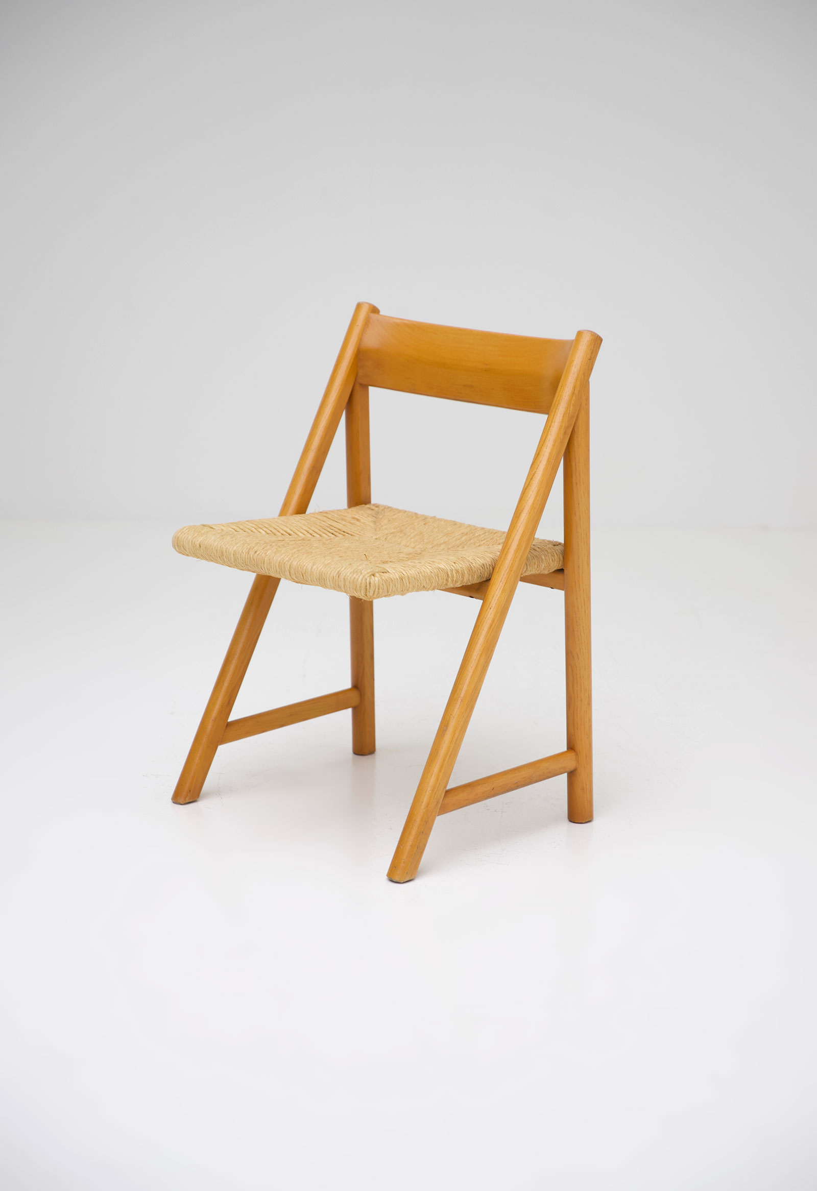 1960s Woven Cane Chairsimage 11