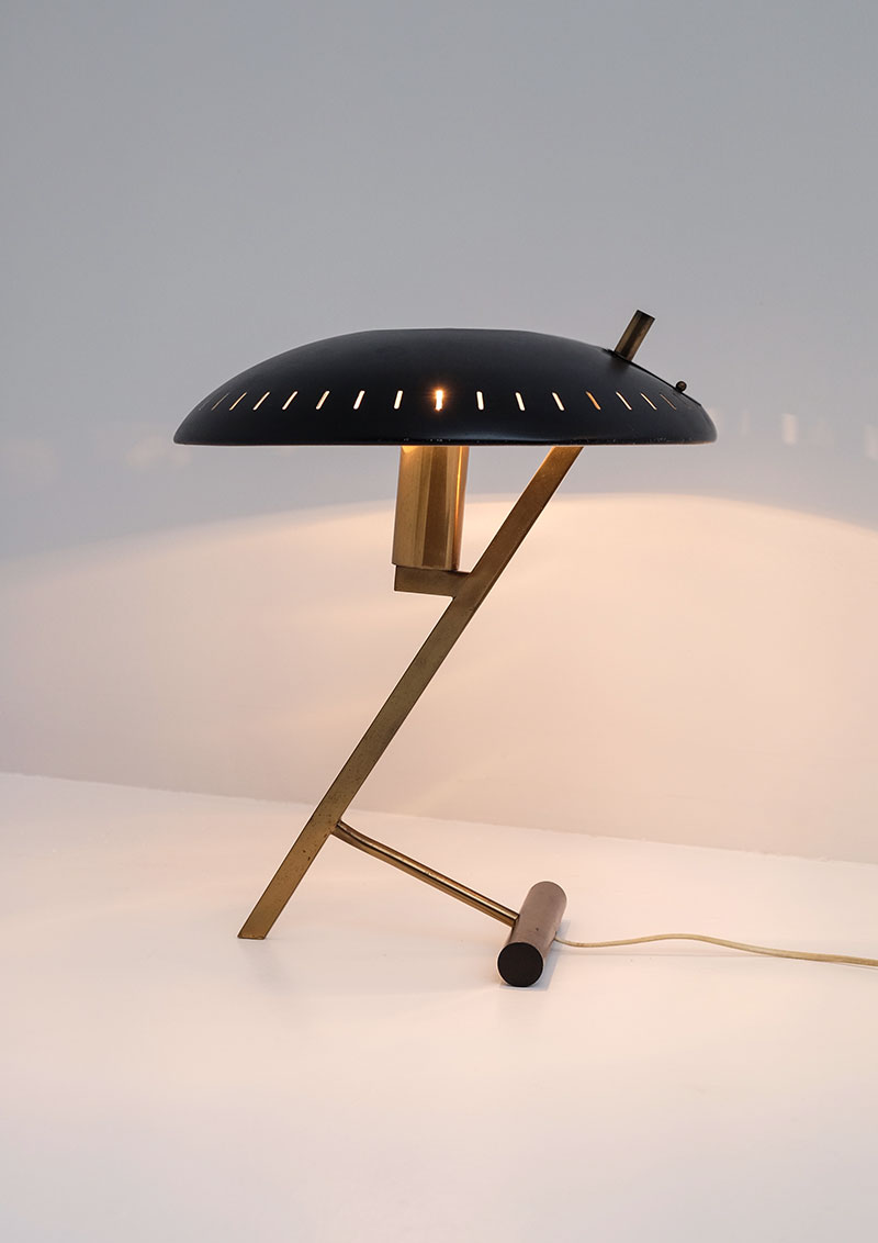 Louis Christiaan Kalff  table lamp for Philips image 1