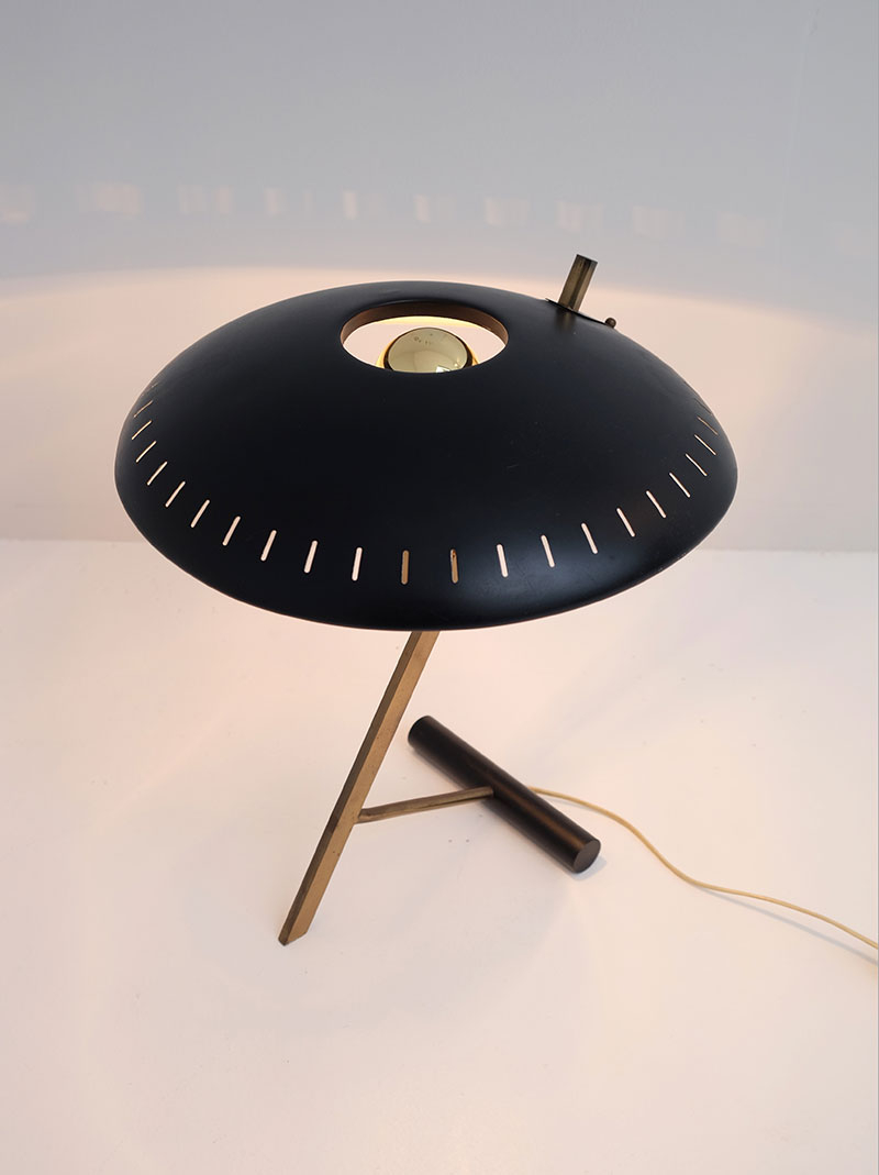Louis Christiaan Kalff  table lamp for Philips