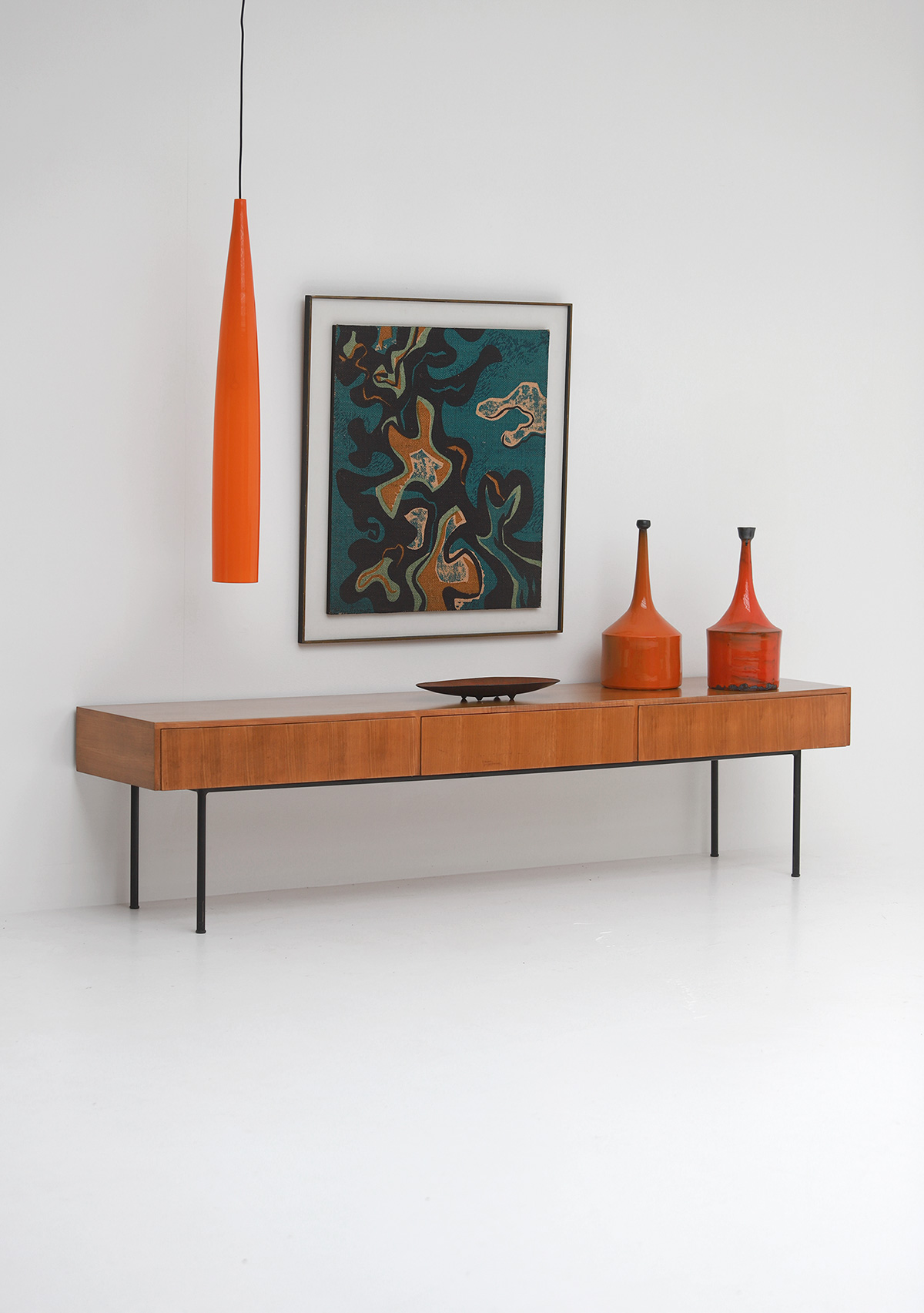 Long Low Sideboard  1960simage 4