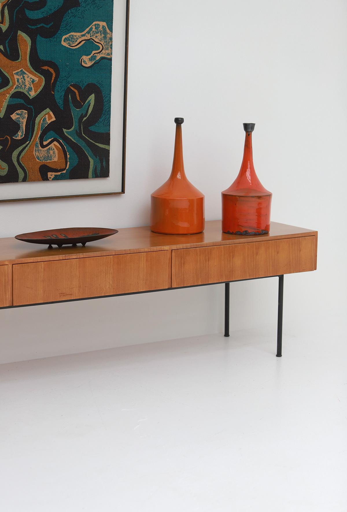 Long Low Sideboard  1960simage 5
