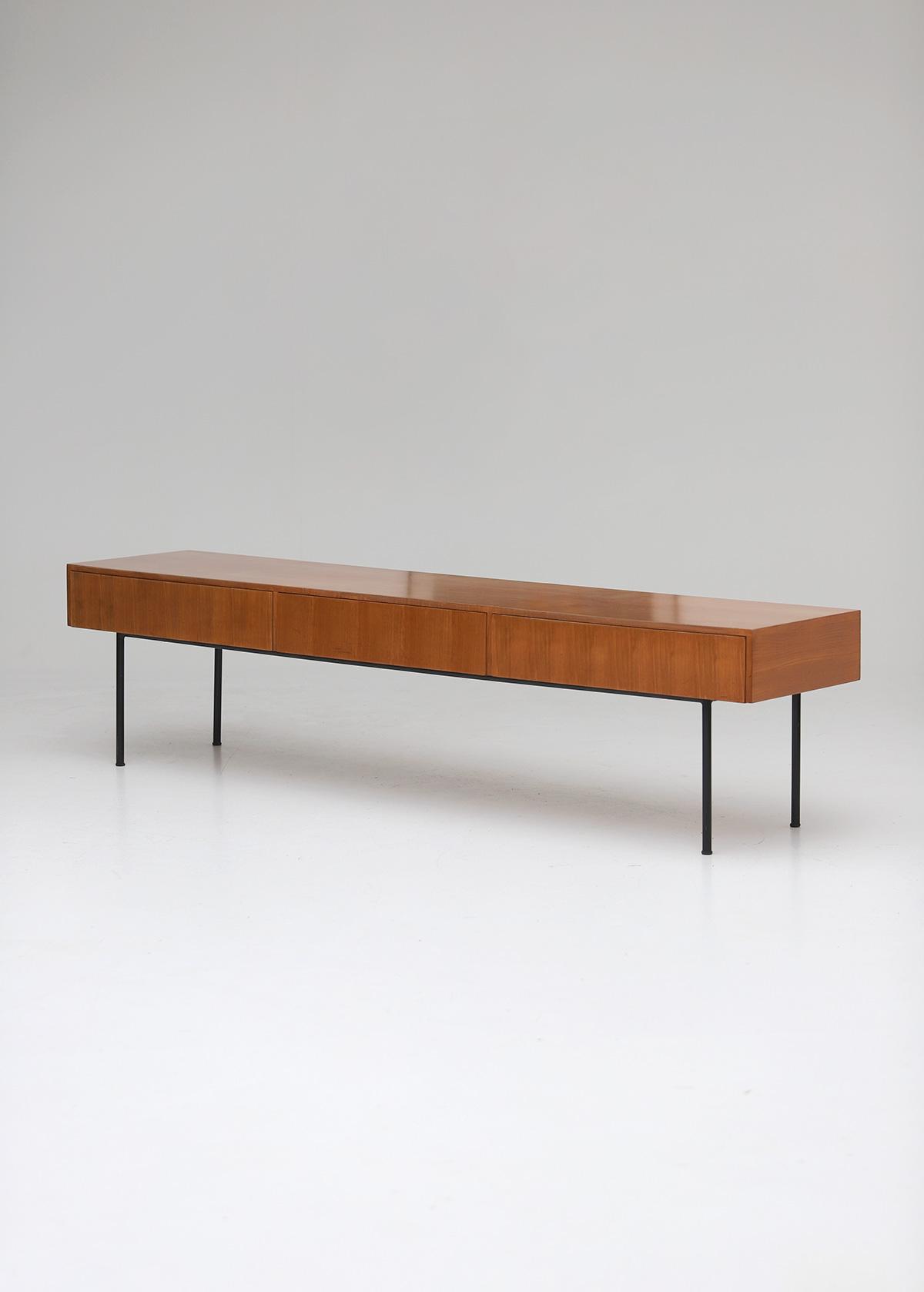 Long Low Sideboard  1960simage 9