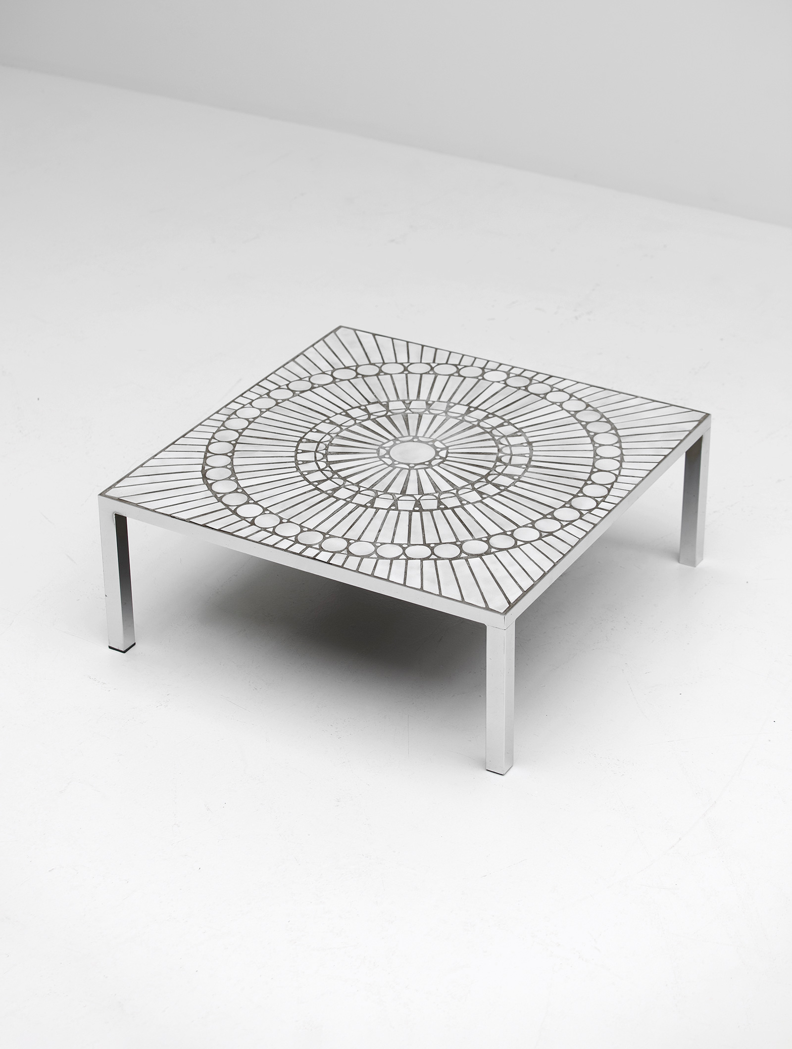 Lutgart De Meyer G58 Ceramic Coffee Table