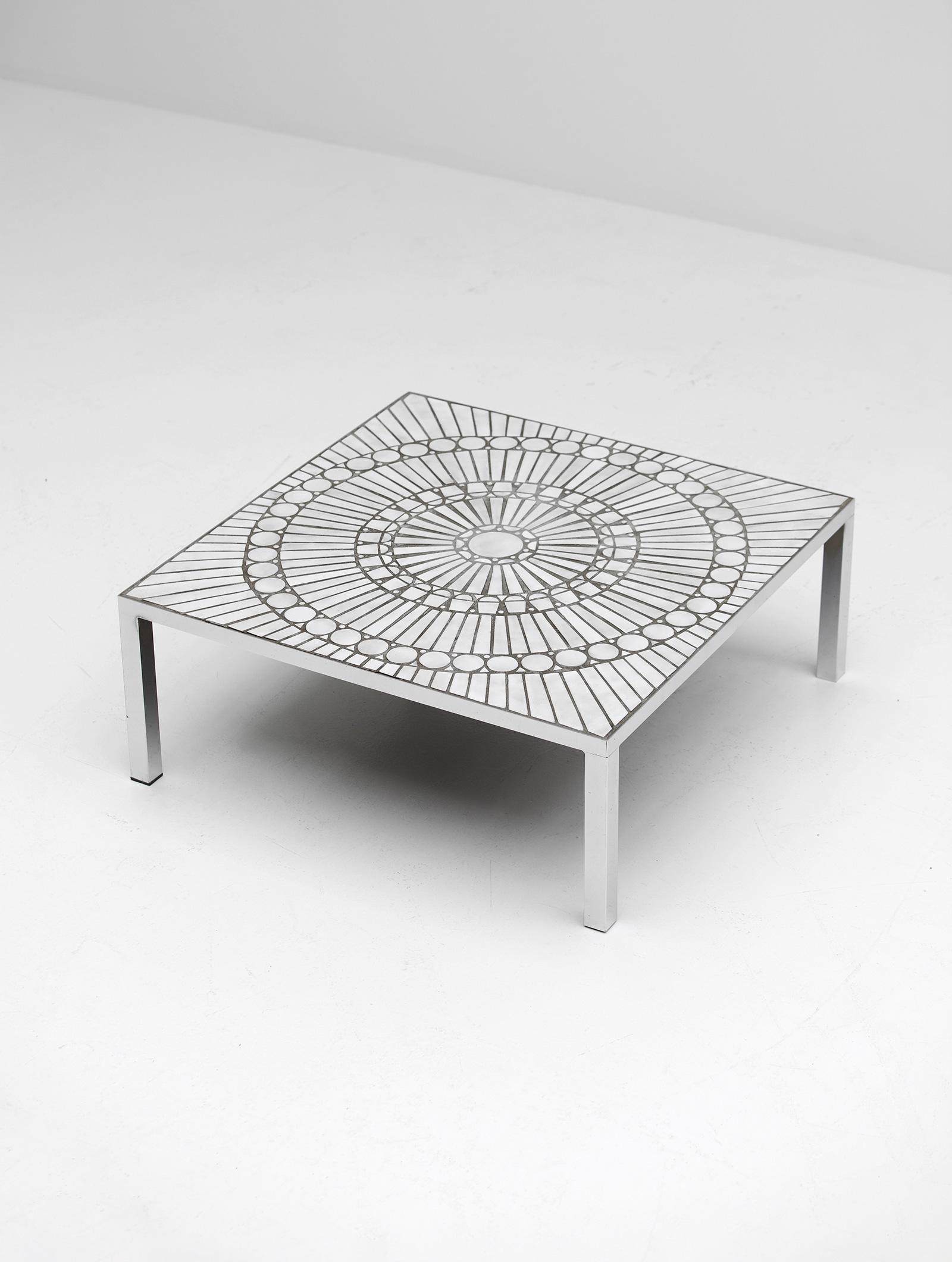 Lutgart De Meyer G58 Ceramic Coffee Tableimage 5