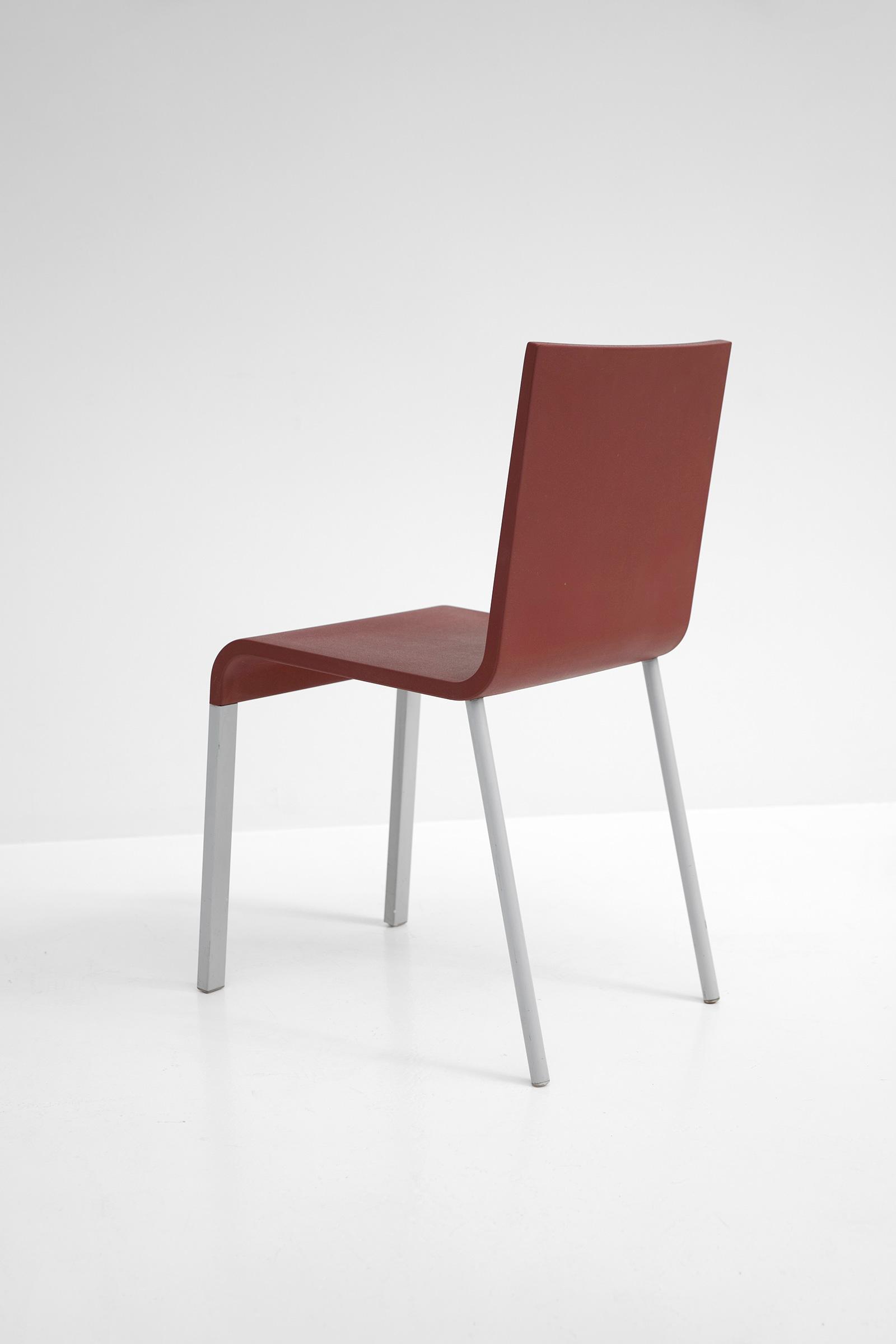 Maarten Van Severen .03 Vitra chairs