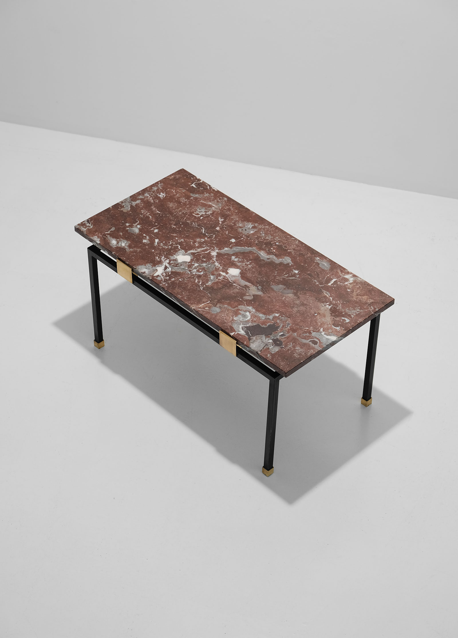 1950s Marble Coffee Tableimage 1