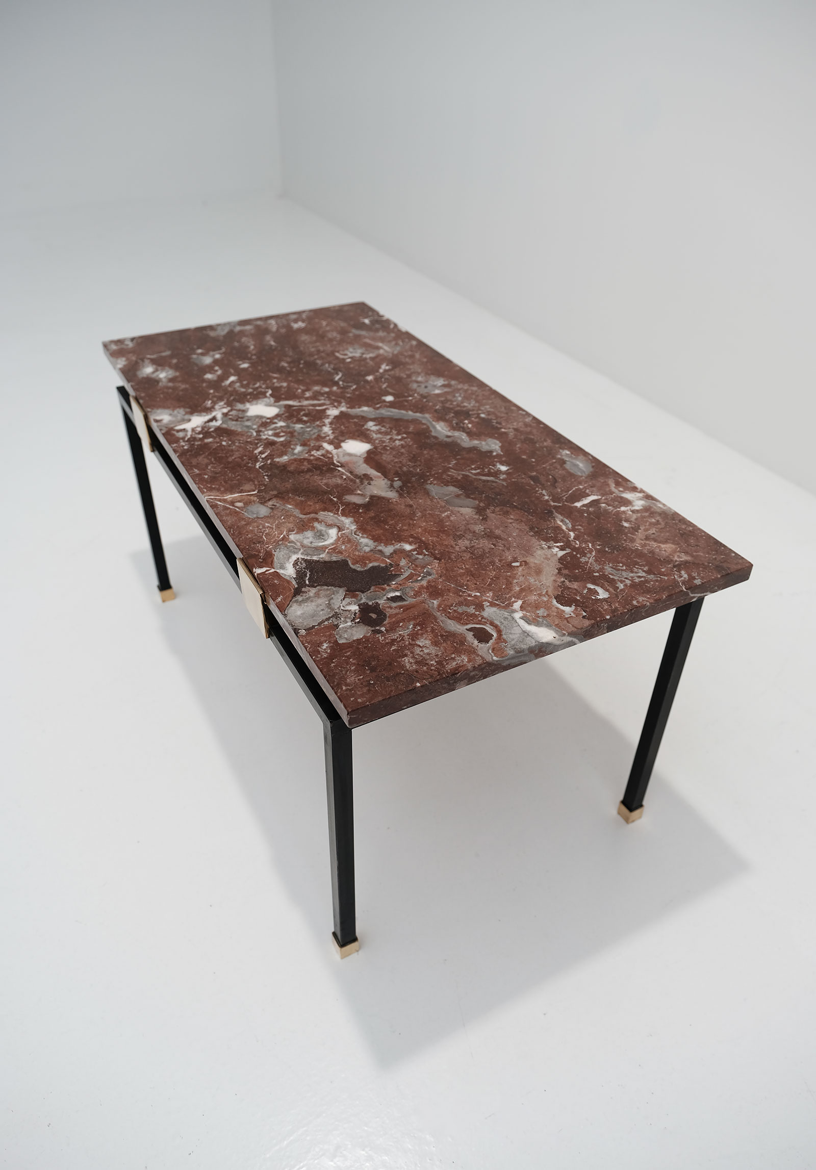 1950s Marble Coffee Table