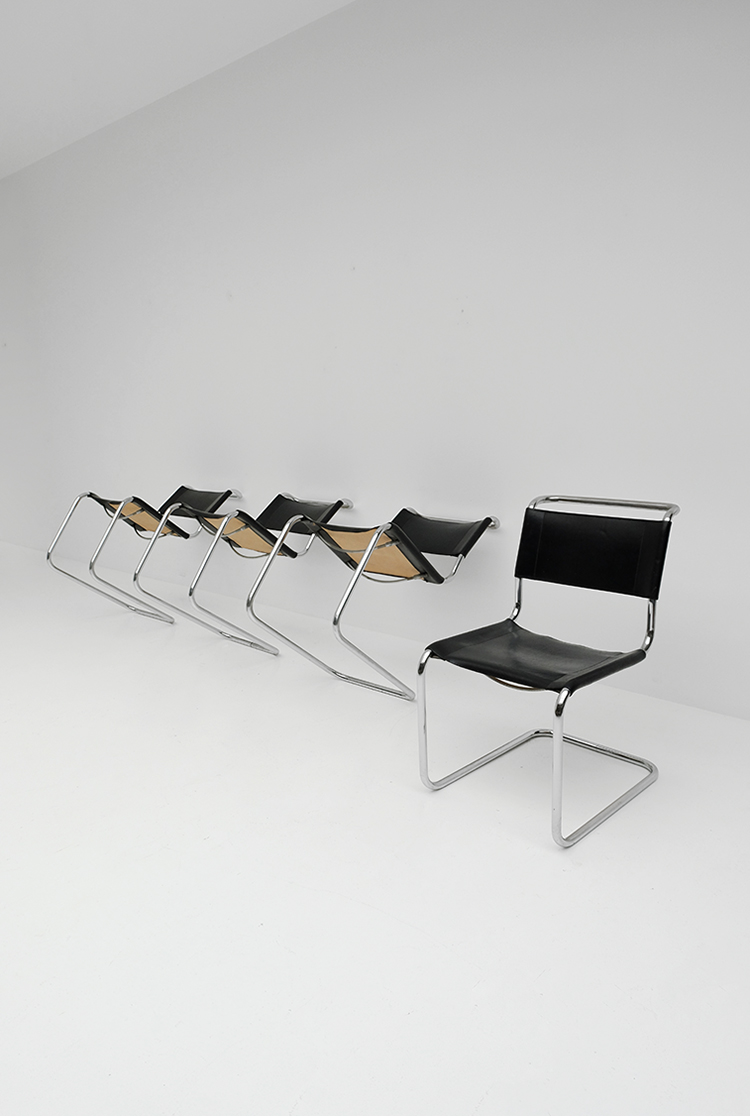 s 33 chair by Mart Stam for Thonetimage 7