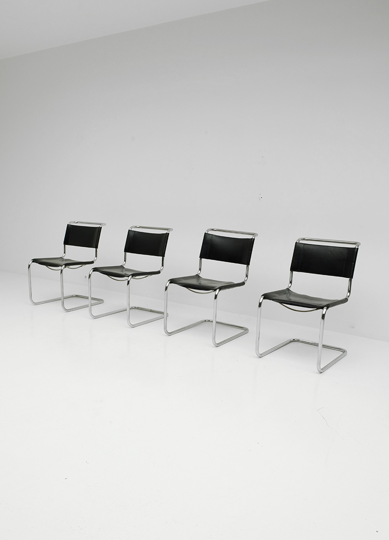 s 33 chair by Mart Stam for Thonetimage 1