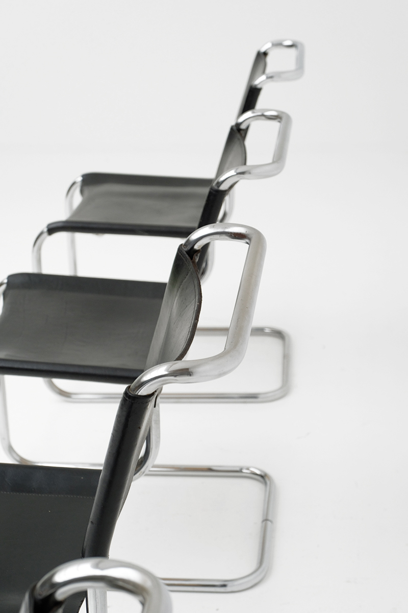 s 33 chair by Mart Stam for Thonet