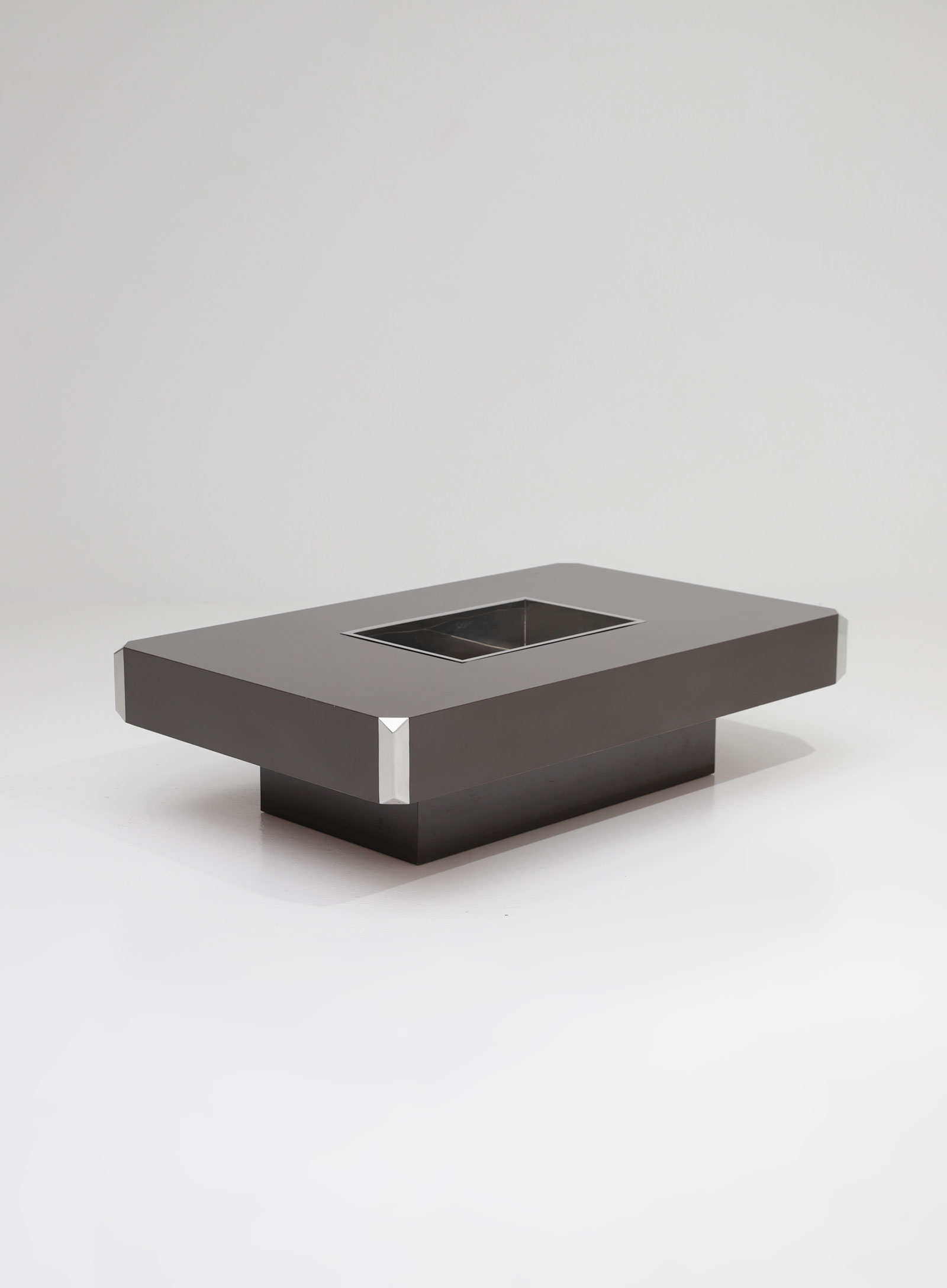 Willy Rizzo Coffee Table for Mario Sabbot 1970simage 1