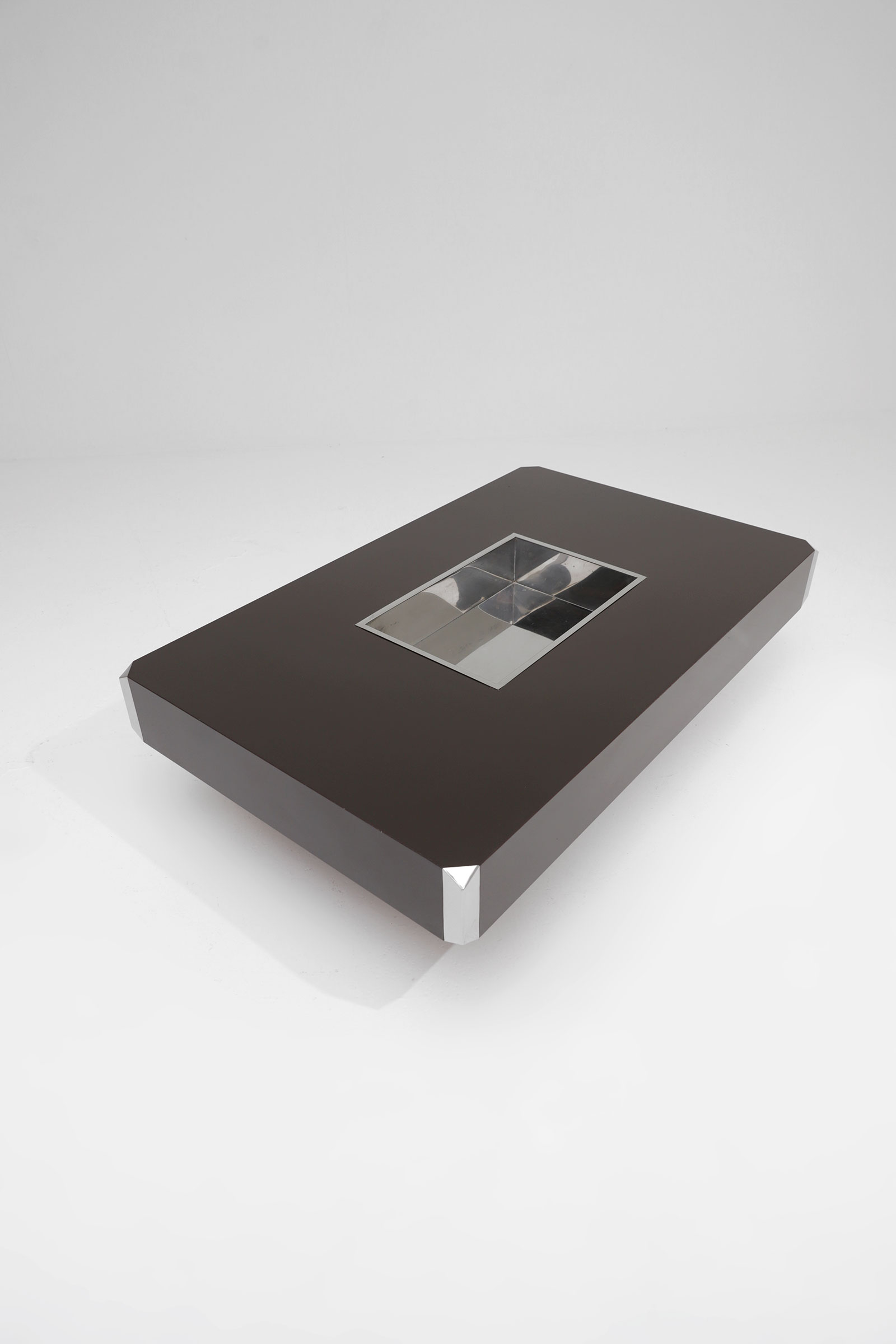 Willy Rizzo Coffee Table for Mario Sabbot 1970simage 8