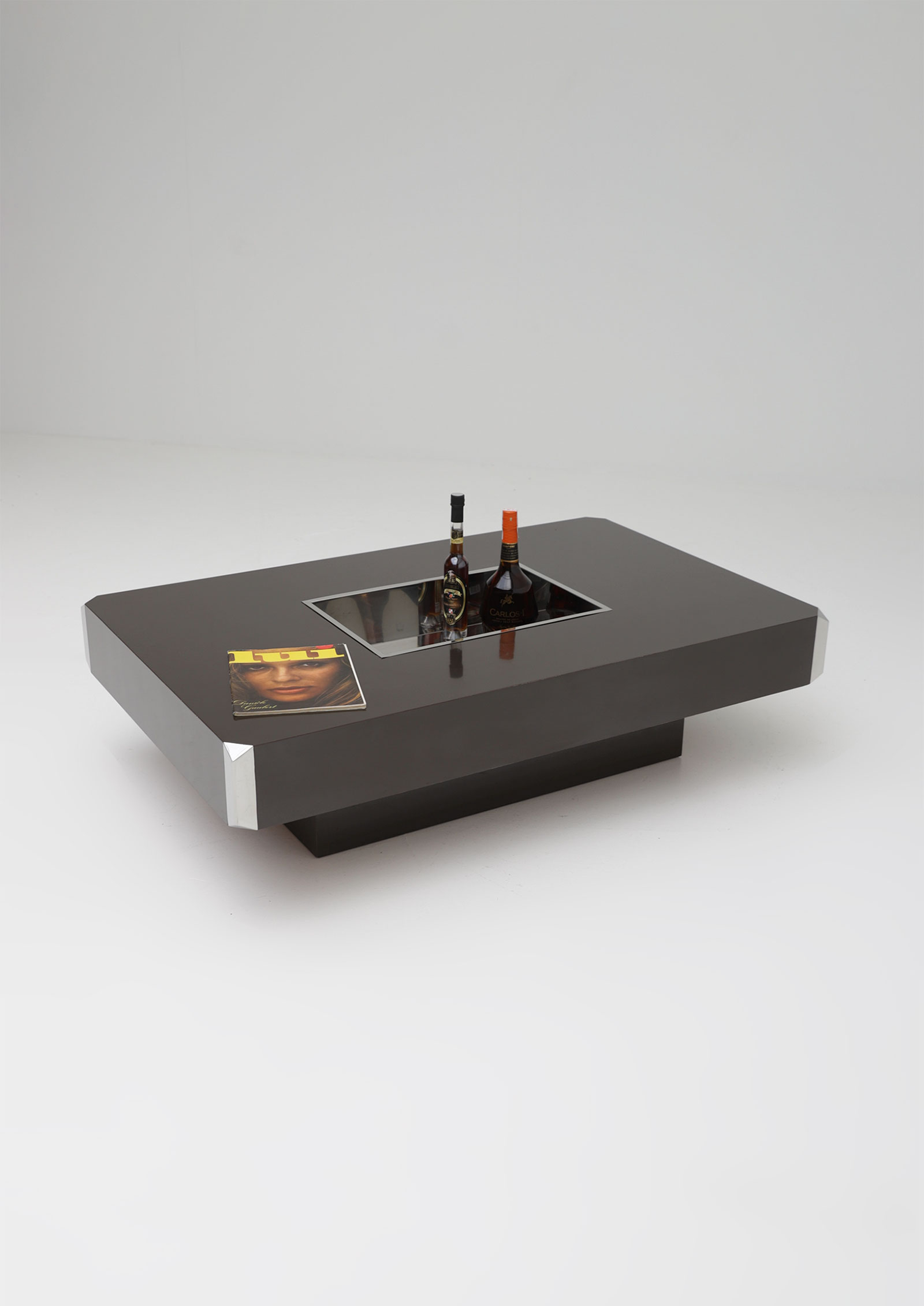 Willy Rizzo Coffee Table for Mario Sabbot 1970simage 5