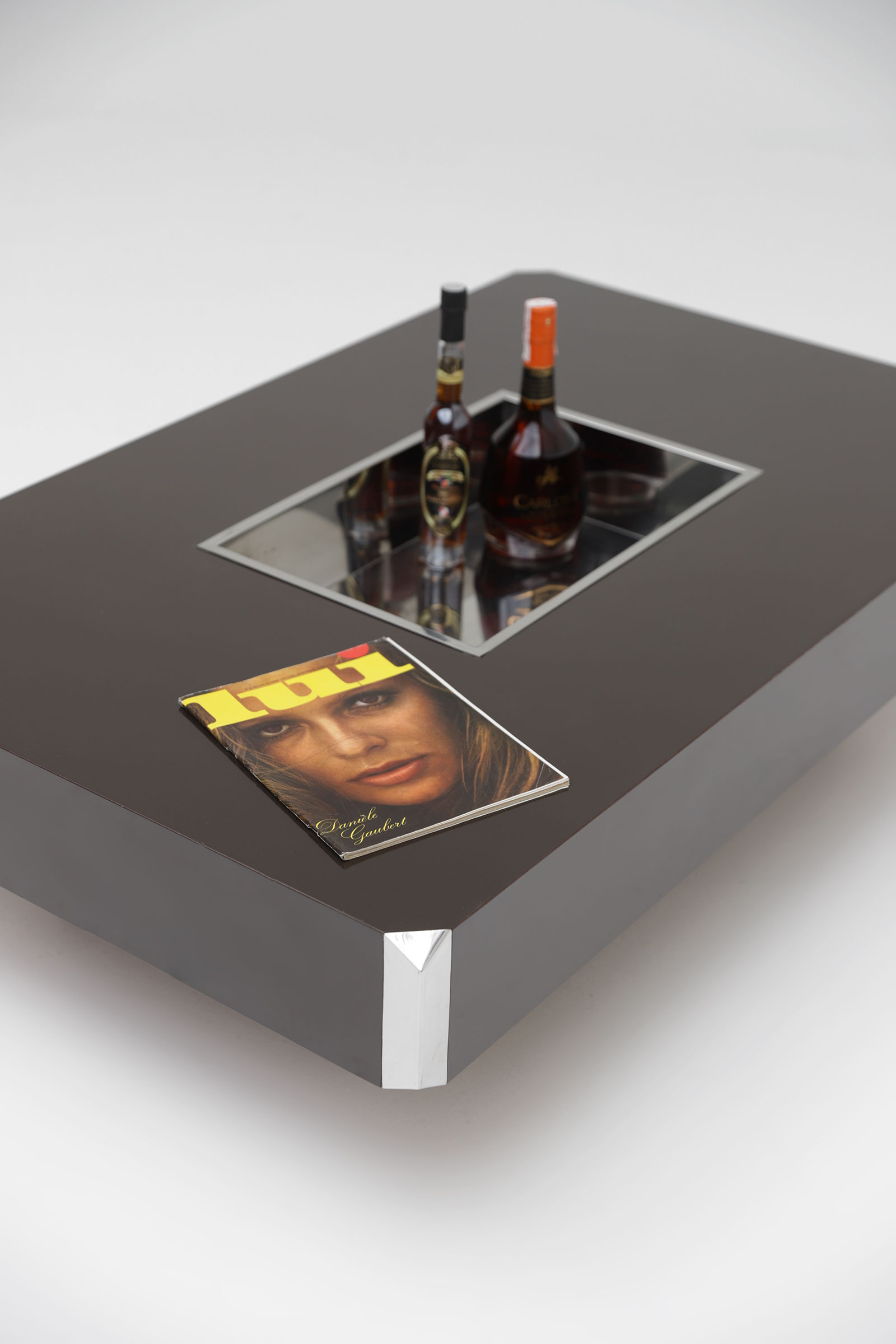Willy Rizzo Coffee Table for Mario Sabbot 1970simage 3