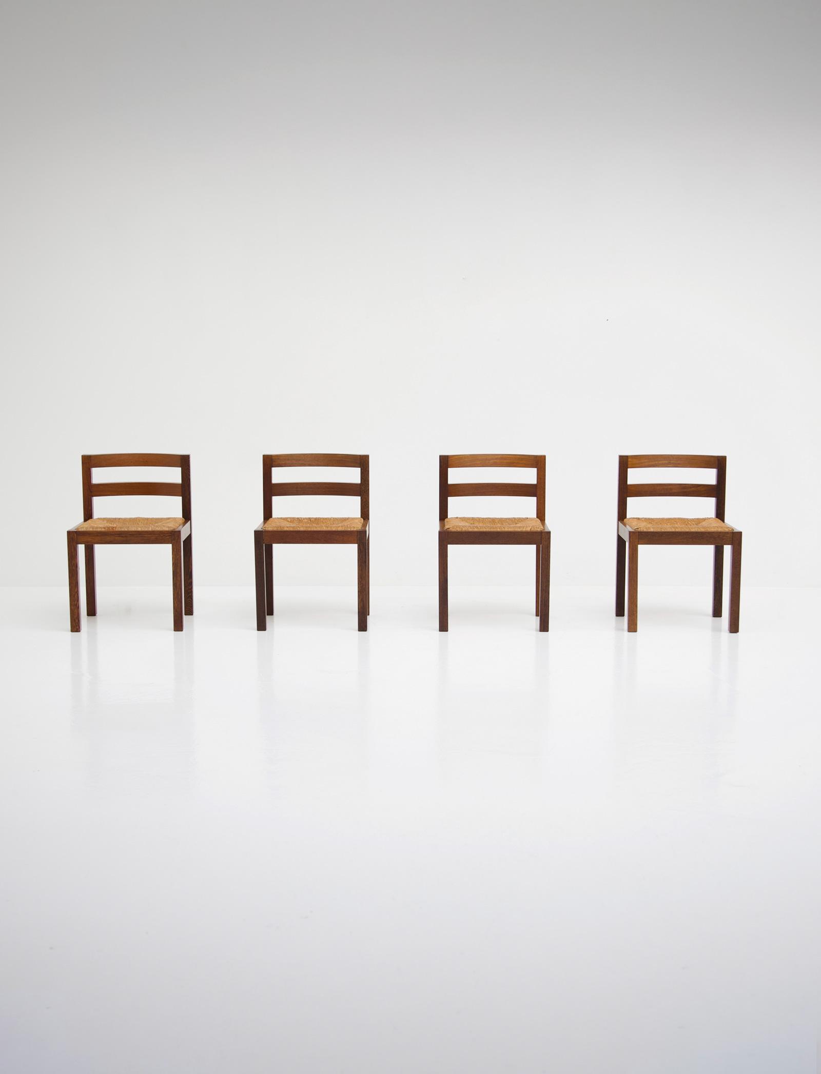 Martin Visser Wenge Chairs
