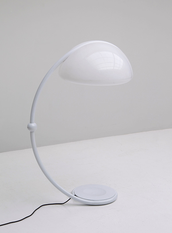 Martinelli Luce Serpente Floor Lamp