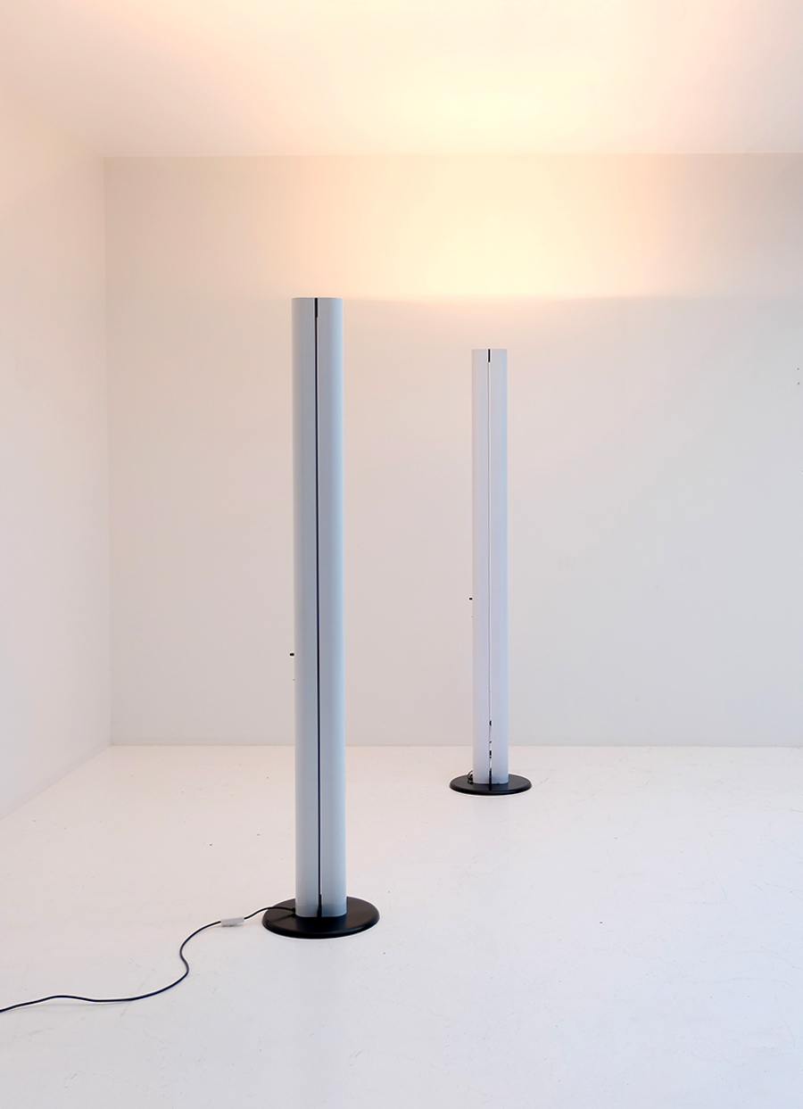 ARTEMIDE MEGARON FLOOR LAMP BY GIANFRANCO FRATTINIimage 2
