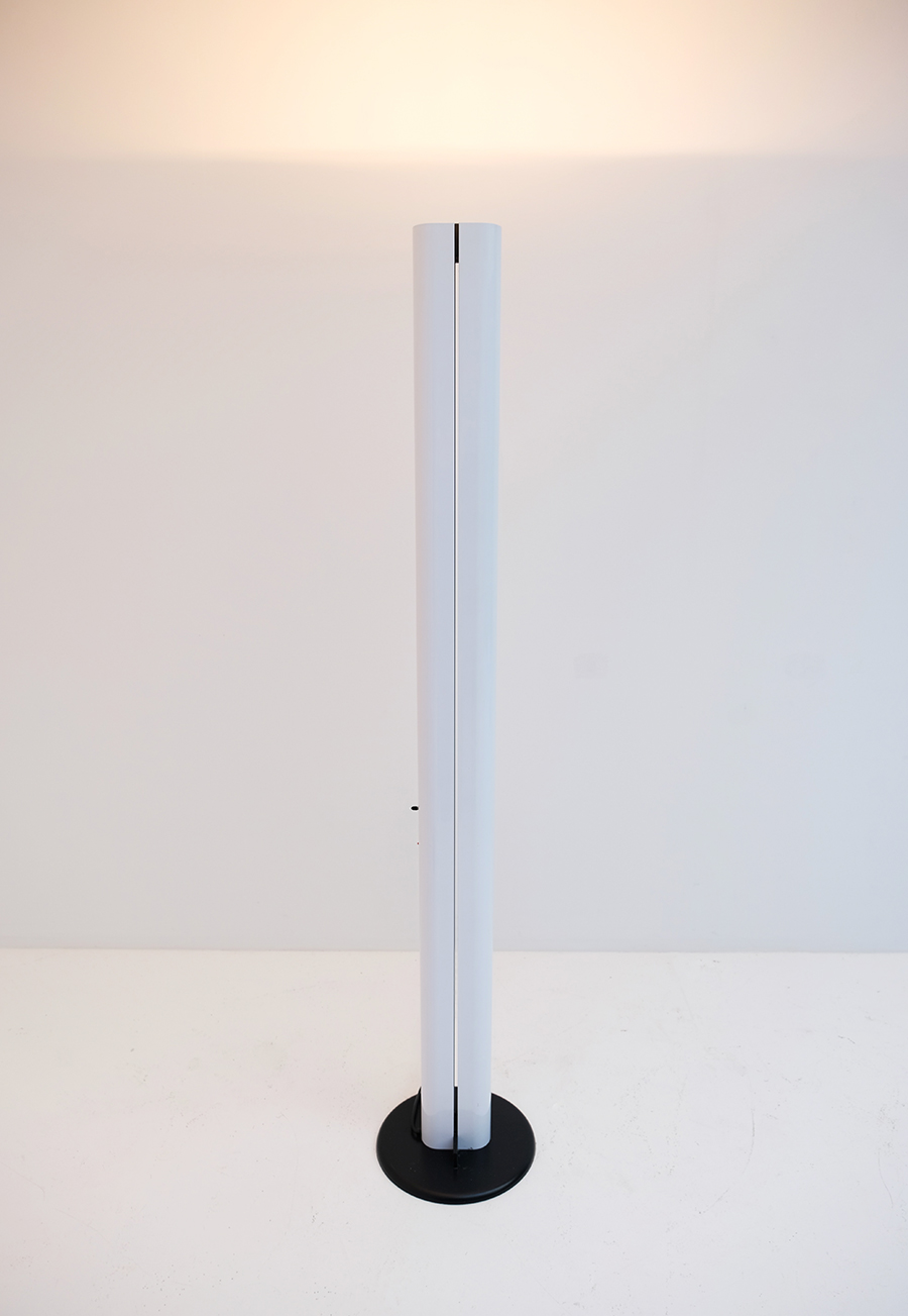 ARTEMIDE MEGARON FLOOR LAMP BY GIANFRANCO FRATTINIimage 3