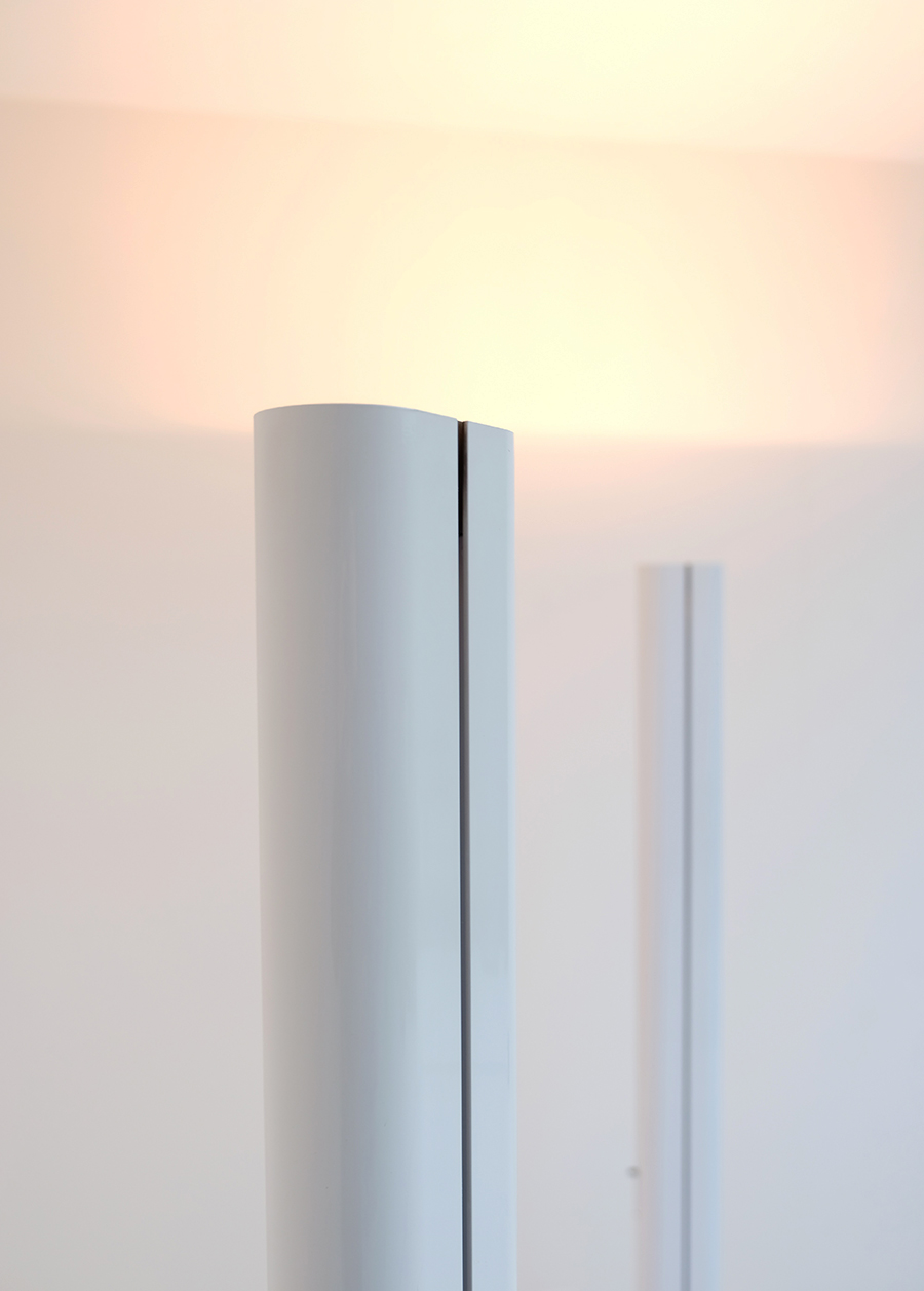 ARTEMIDE MEGARON FLOOR LAMP BY GIANFRANCO FRATTINIimage 7