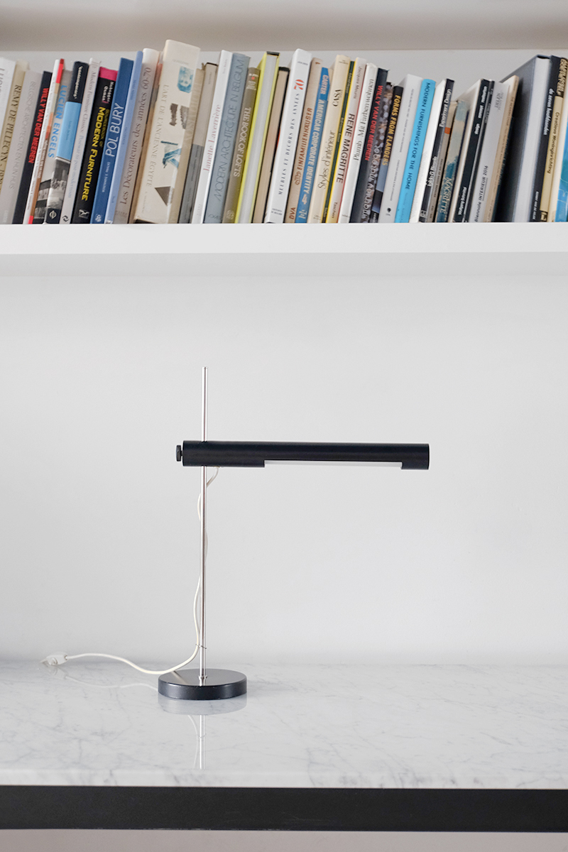 Minimalist desk lamp 1950simage 1