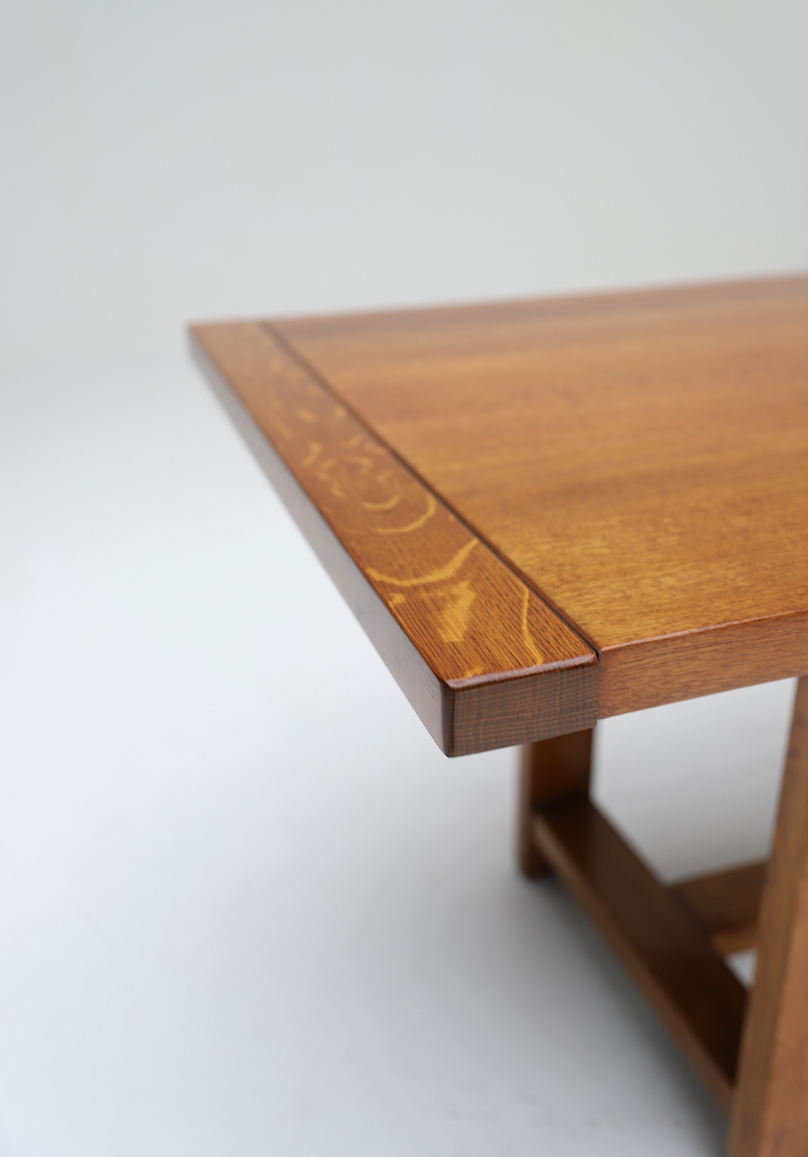 Oak Dining Table image 14