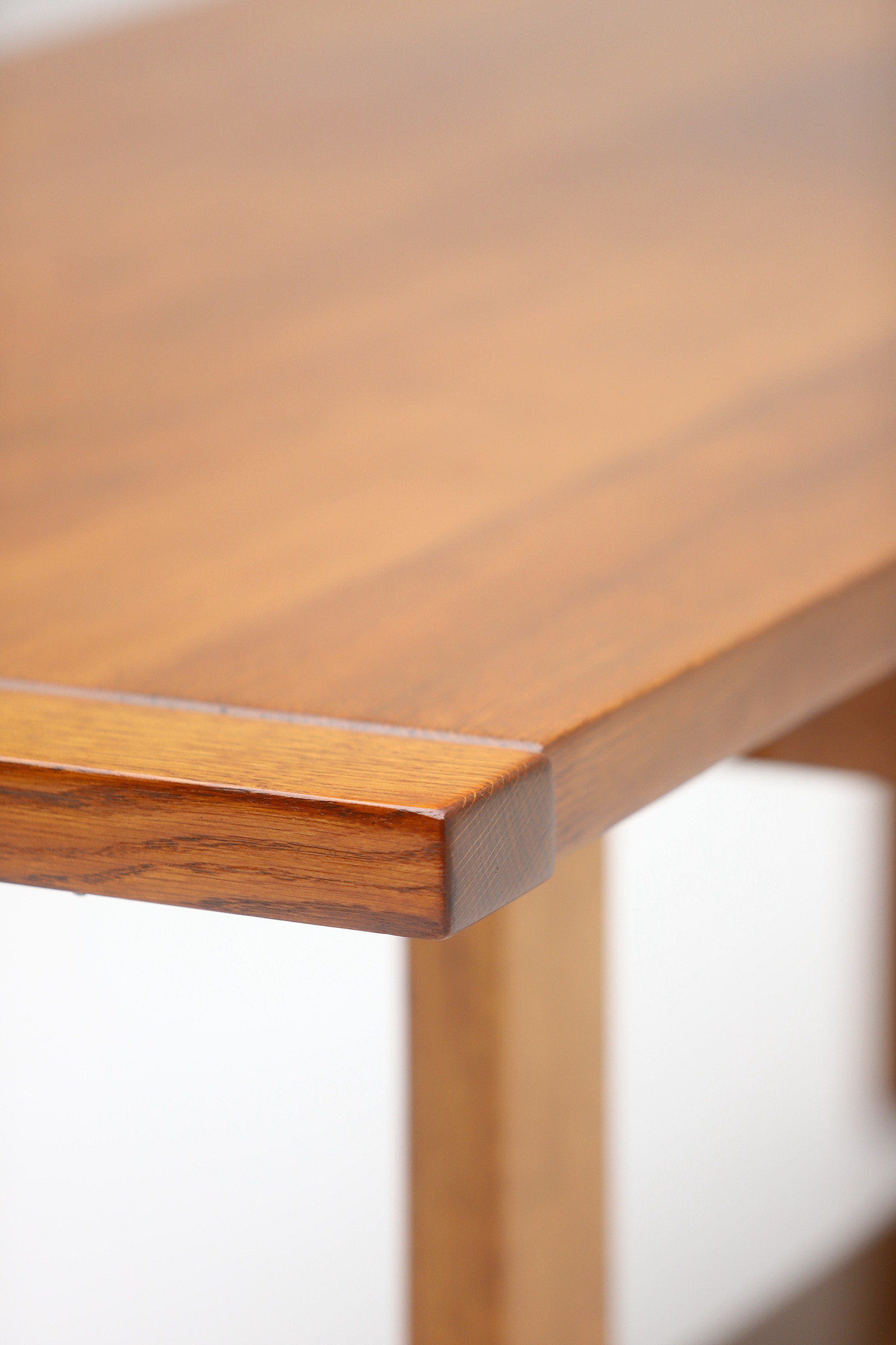 Oak Dining Table image 10