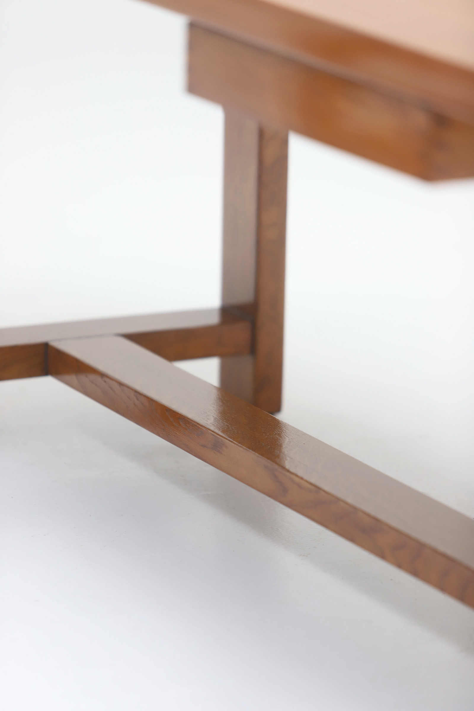 Oak Dining Table image 16