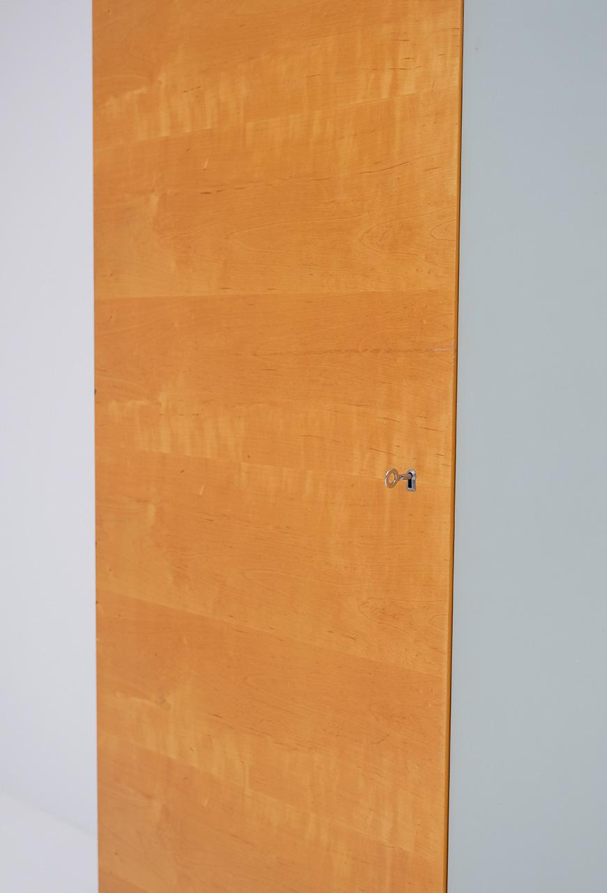 Pair of Modernist 50s Wardrobesimage 8