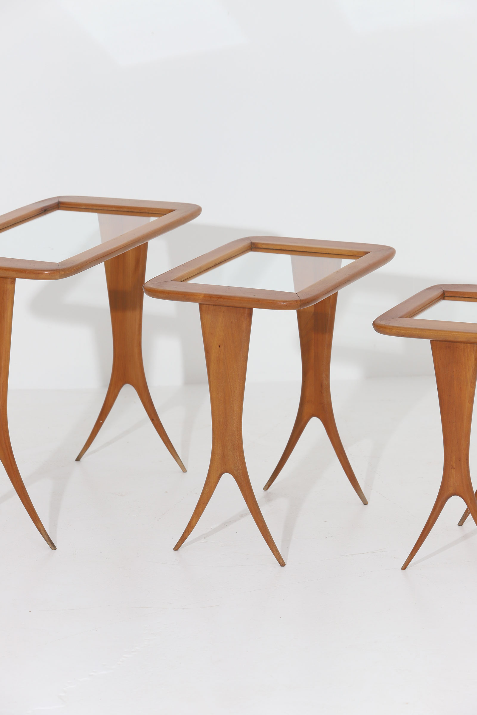 Rare 1950s nesting tables Raphaelimage 3