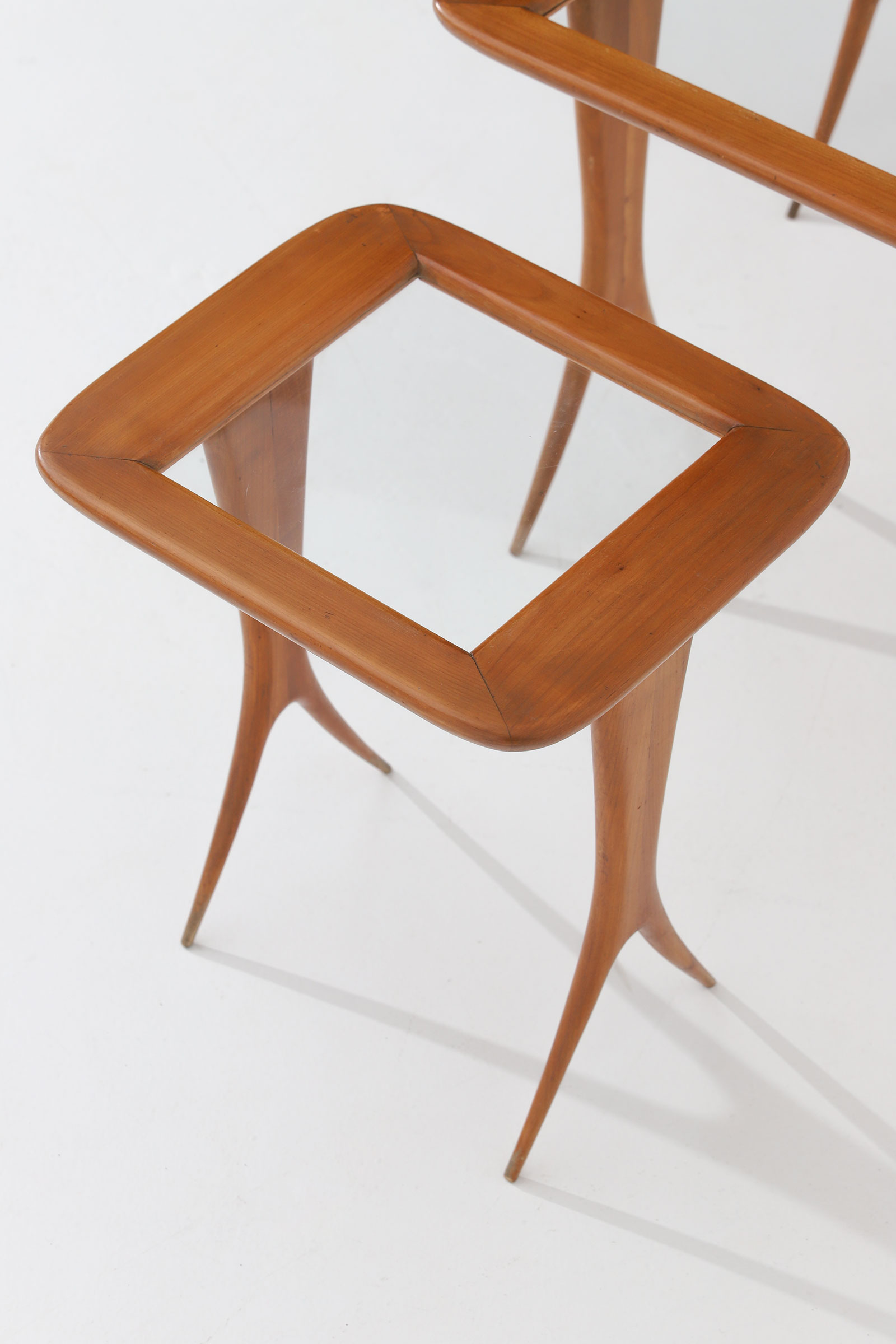 Rare 1950s nesting tables Raphaelimage 4