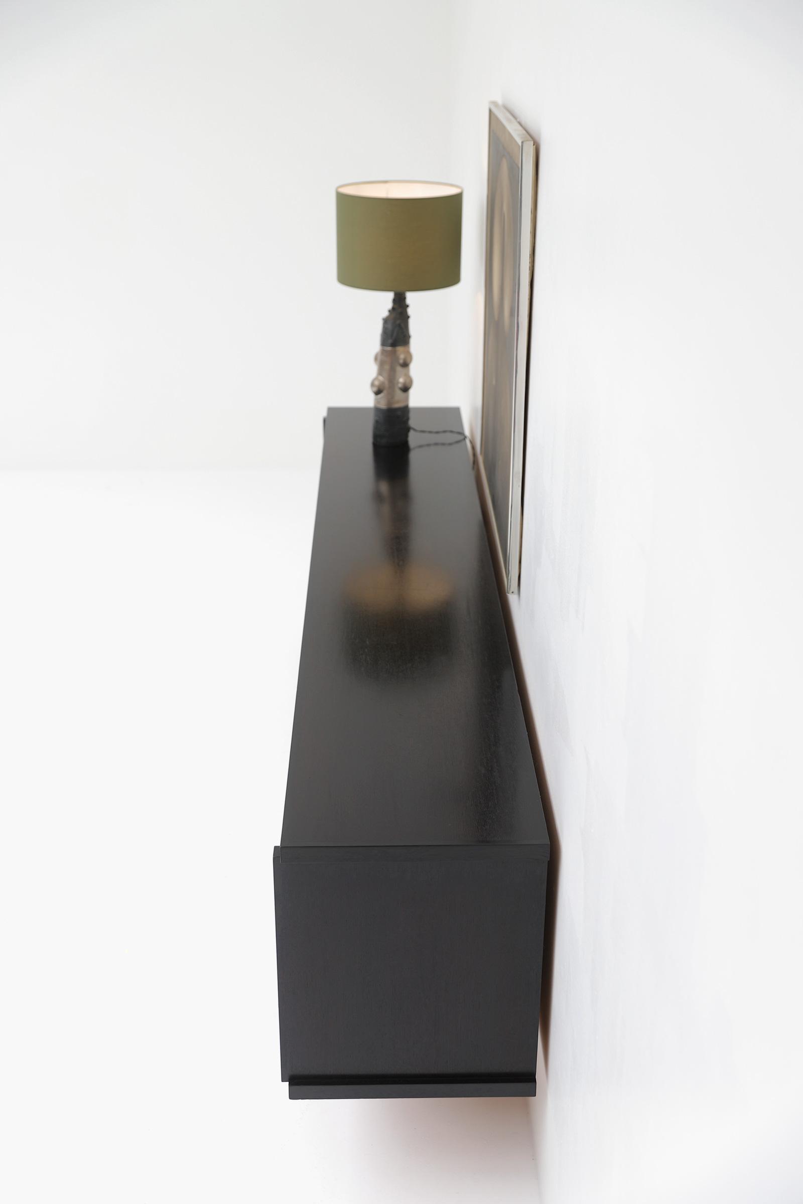 70s Sideboard with Geometrical Doorsimage 11