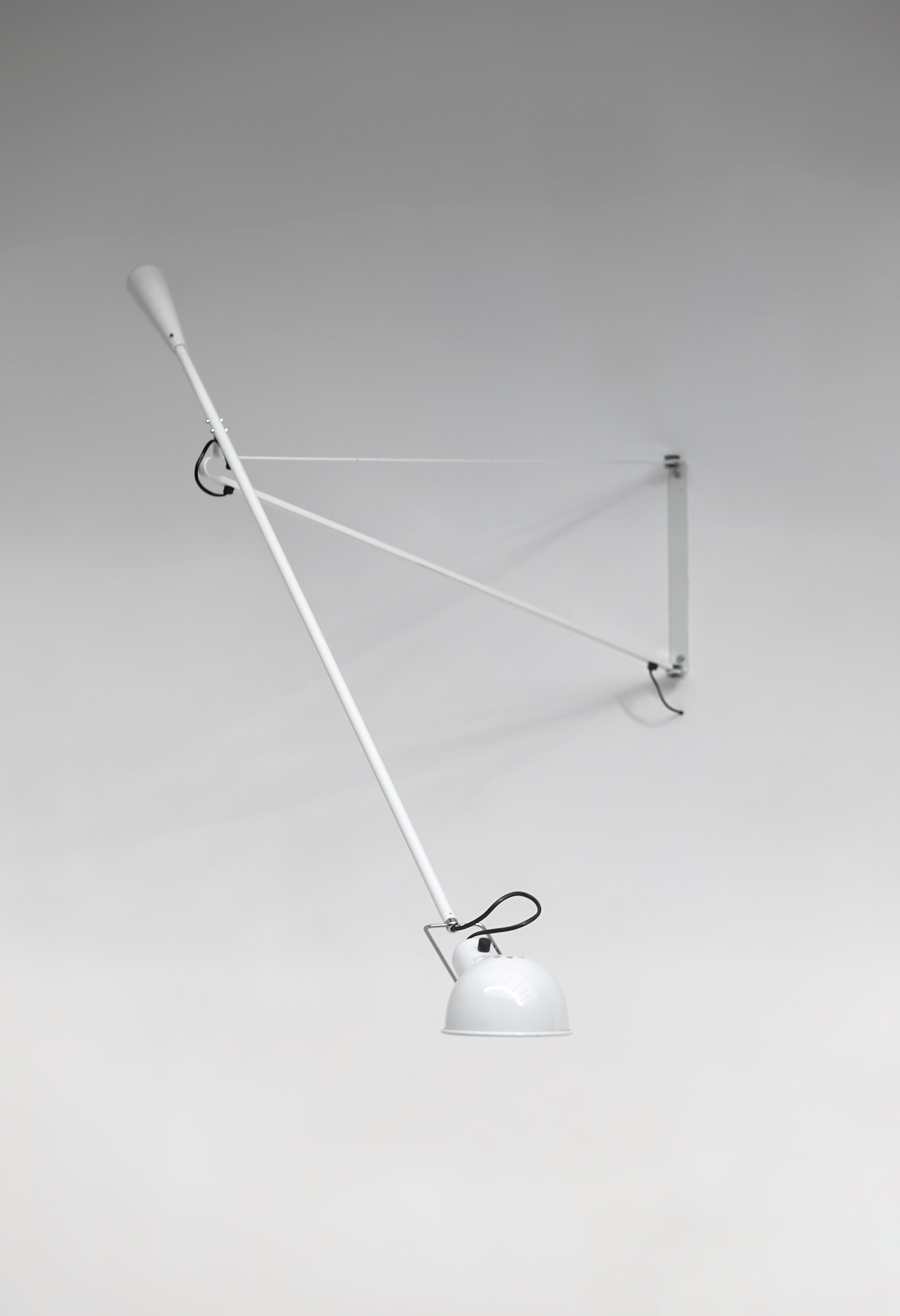 Paolo Rizzatto Arteluce Model 265 Wall Lamp Italy 1973image 7