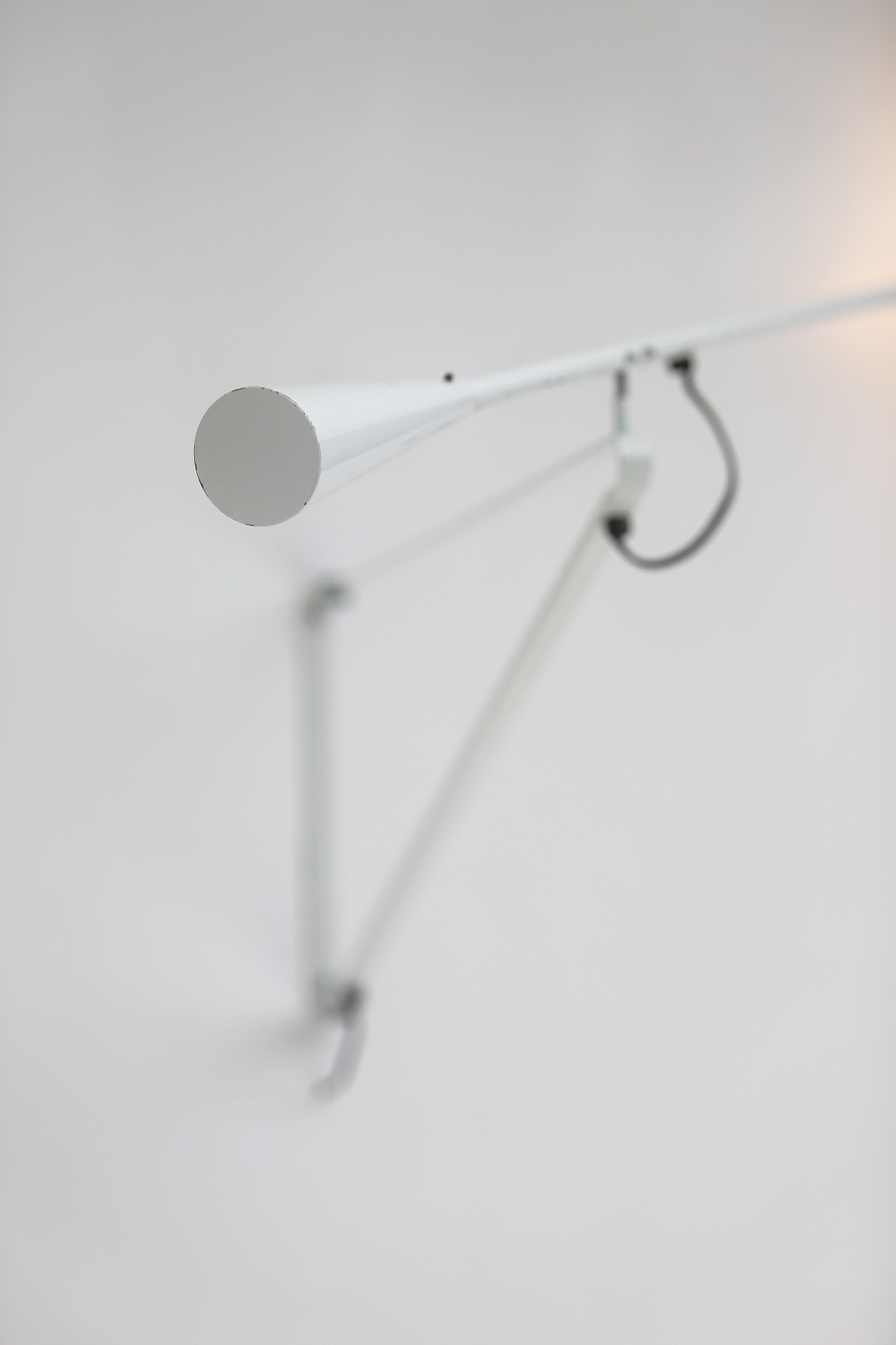 Paolo Rizzatto Arteluce Model 265 Wall Lamp Italy 1973image 8