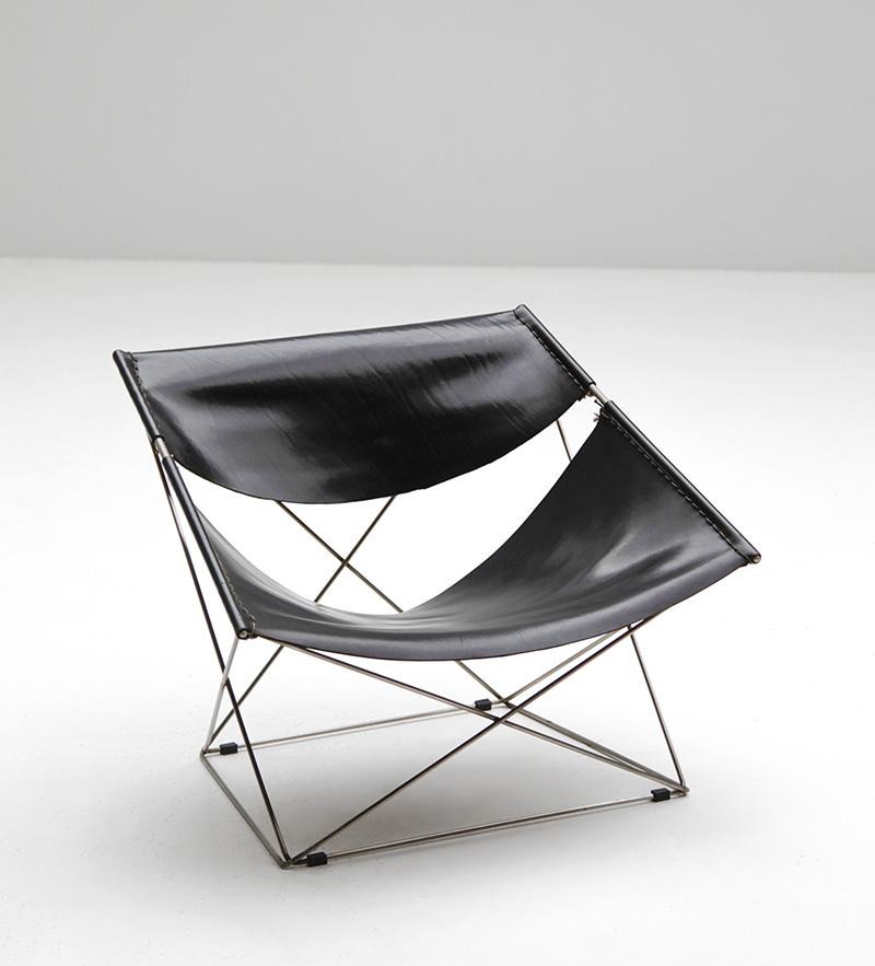 Pierre Paulin Butterfly F675 Chair