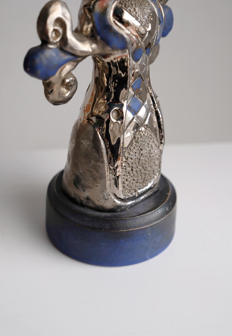 Elisabeth Vandeweghe Perignem Totem Ceramic