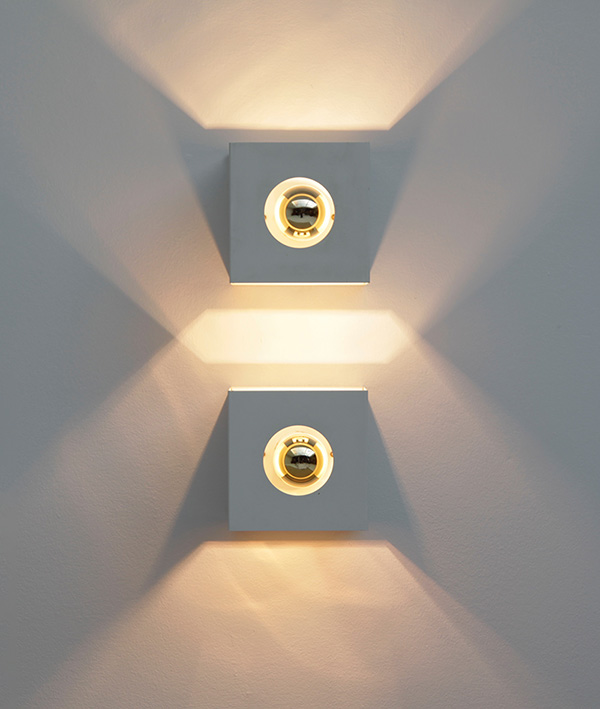 Vintage Wall Sconces Produced by Philipsimage 2