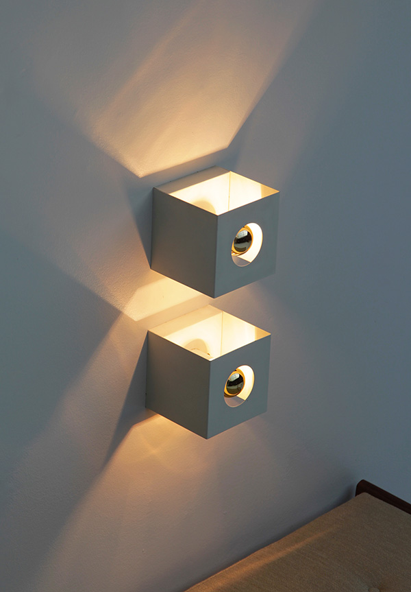 Vintage Wall Sconces Produced by Philipsimage 6