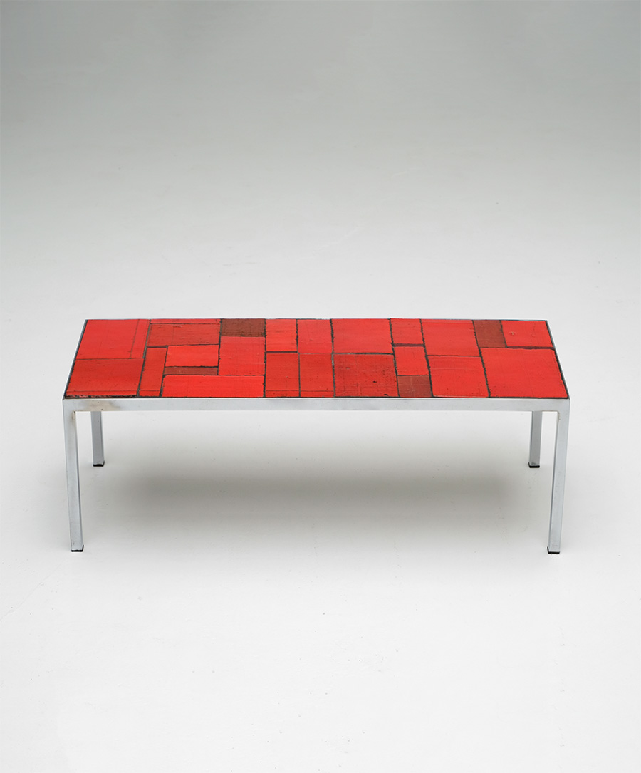 Amphora coffee table 1960image 1