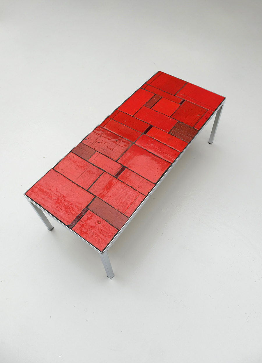 Amphora coffee table 1960image 4