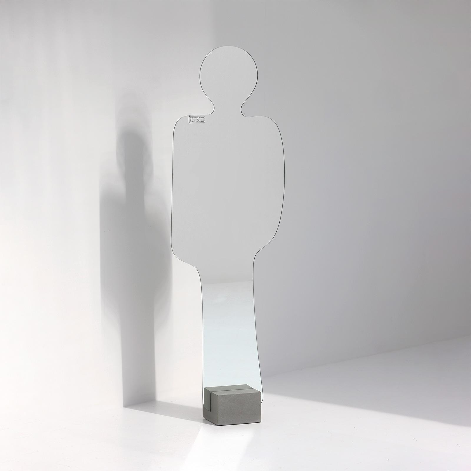 Pierre Cardin Silhouette shaped mirrorimage 1